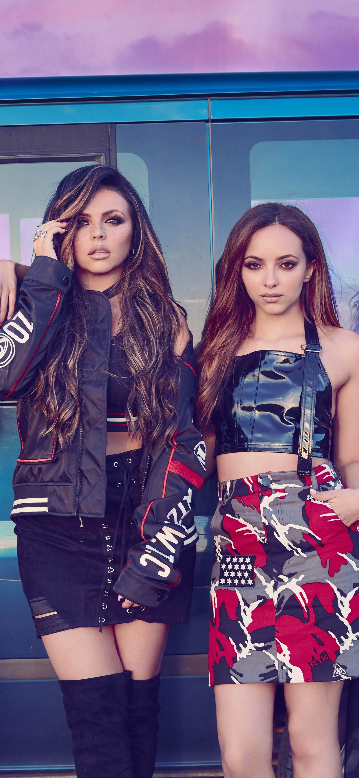 Little Mix No More Sad Songs , HD Wallpaper & Backgrounds