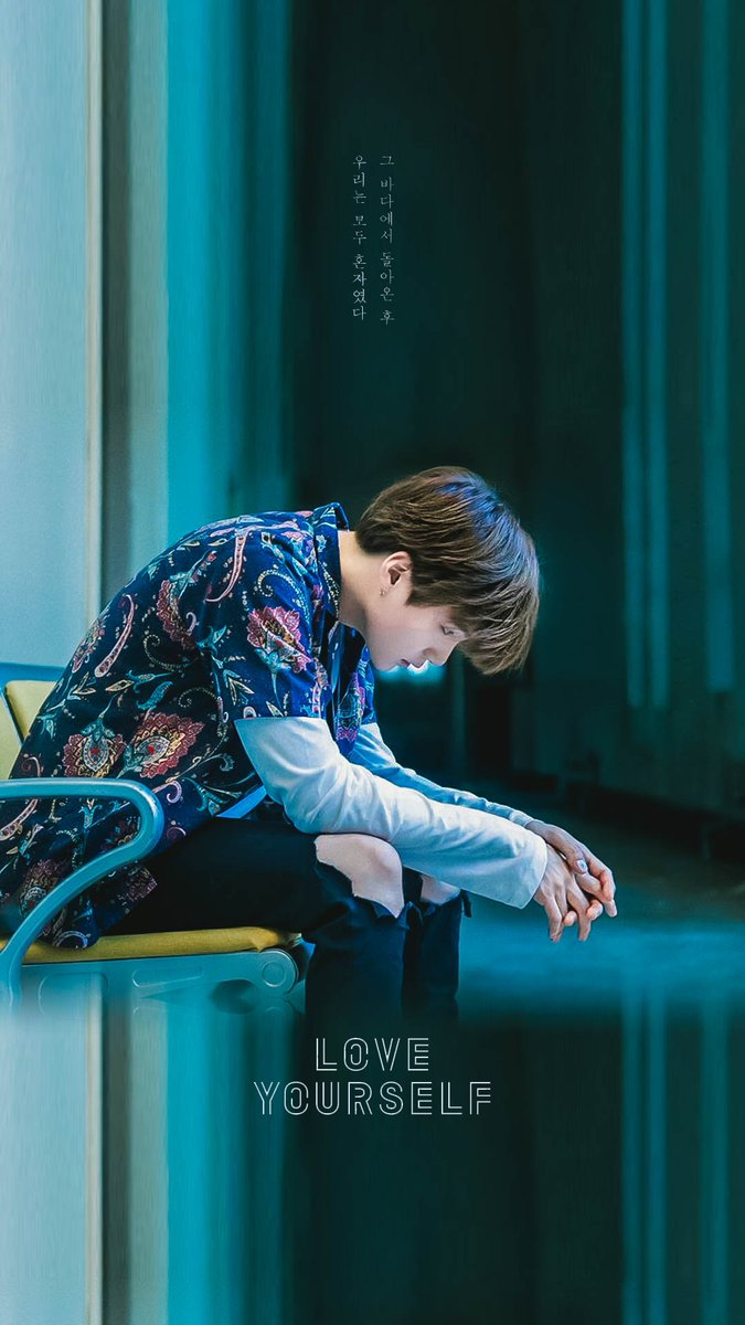 Bts Love Yourself Jungkook Poster , HD Wallpaper & Backgrounds