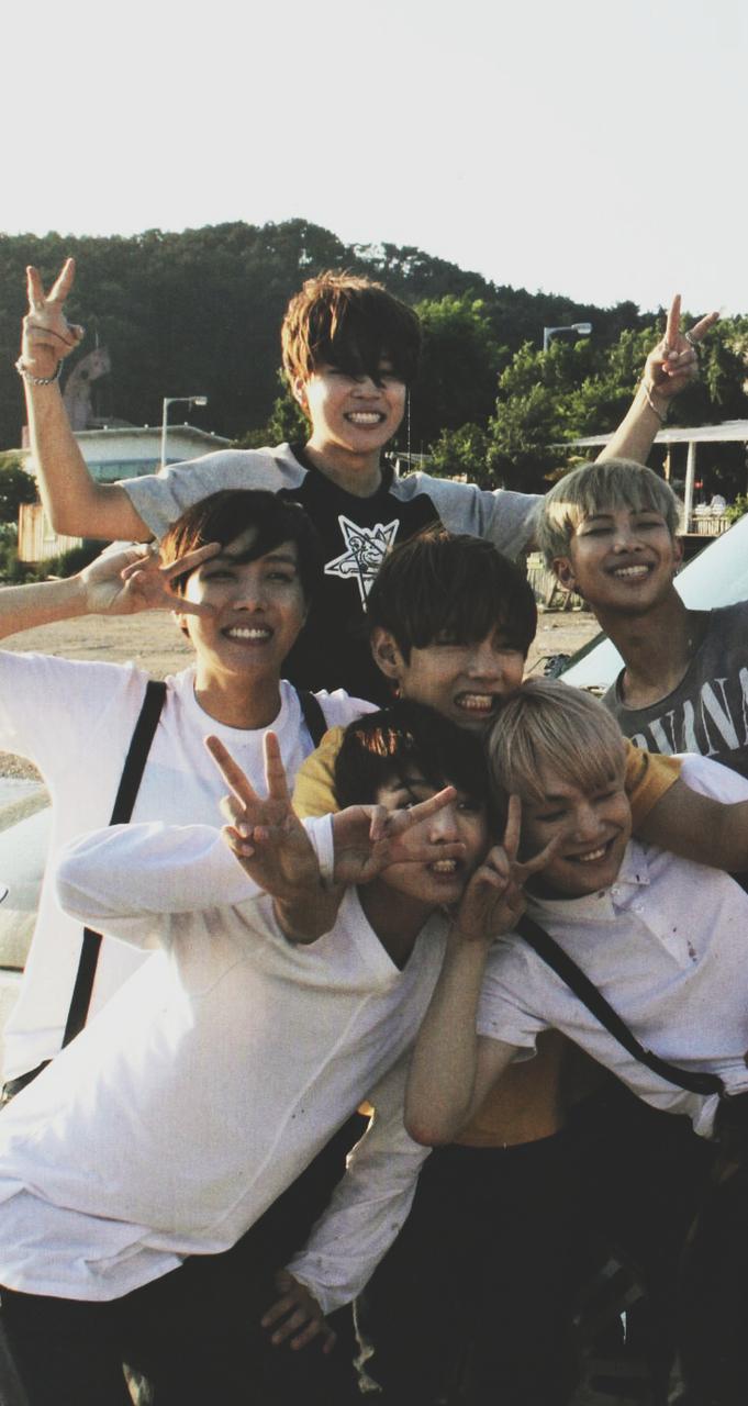 Bts Jhope And Jungkook Image Bts Together Wallpaper Edit