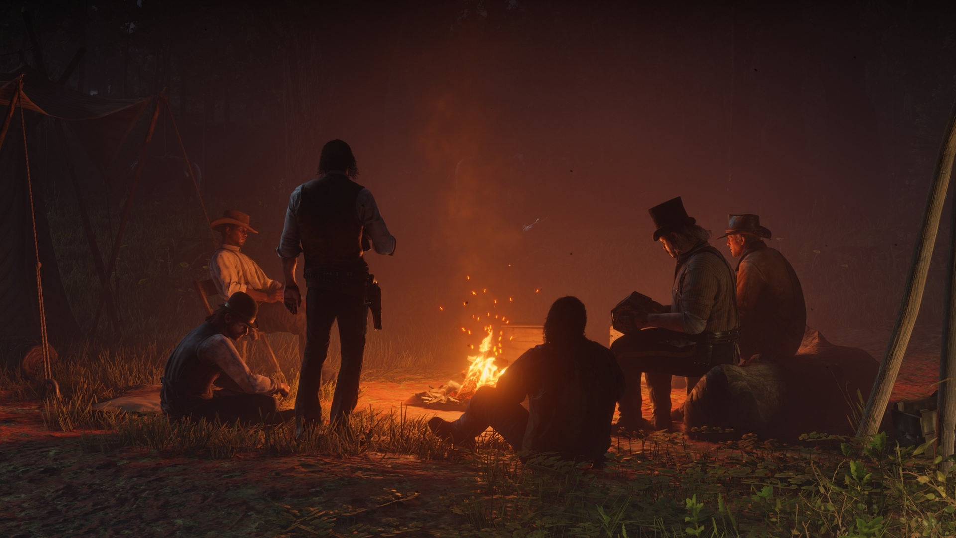 Red Dead Redemption 2 2513402 Hd Wallpaper Backgrounds Download