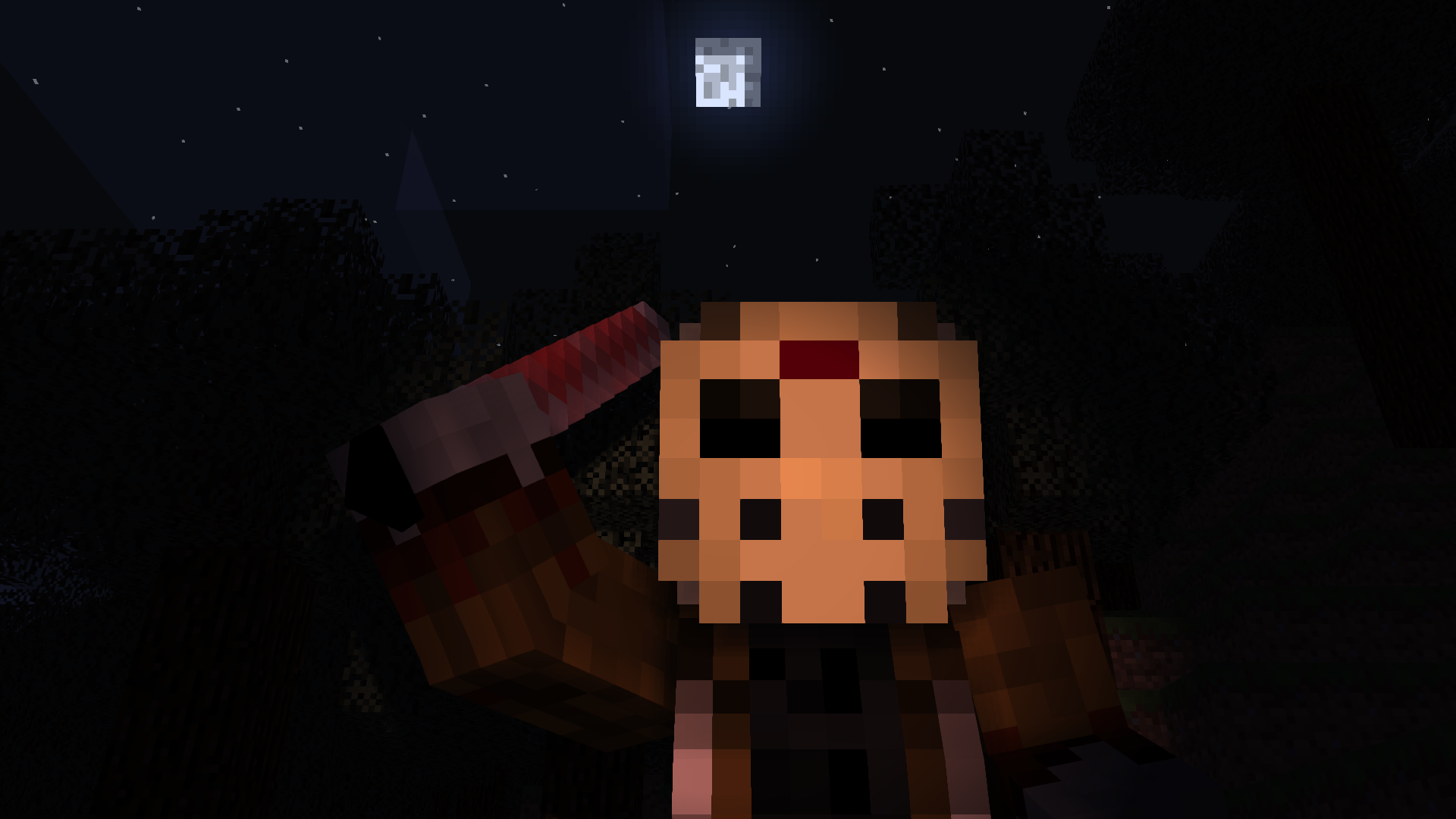 Cve4ypt Friday The 13th Minecraft 2514534 Hd Wallpaper
