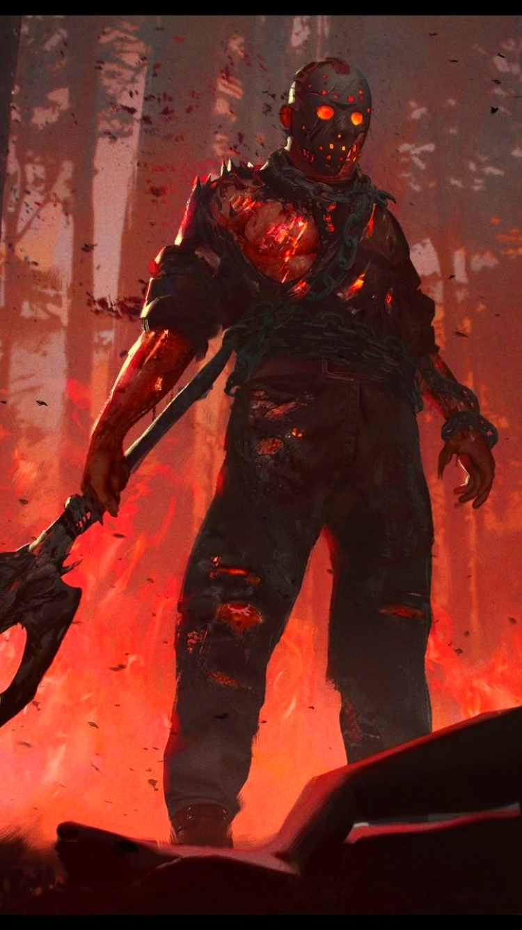 Friday The 13th Game Phone 2515011 Hd Wallpaper Backgrounds