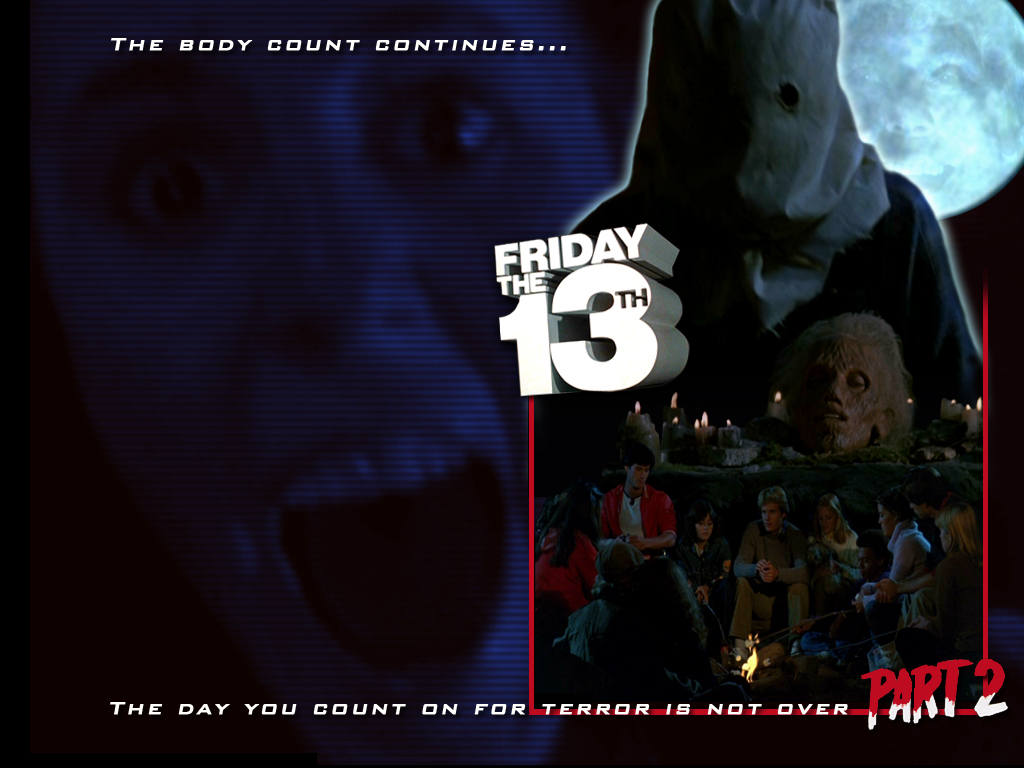 Friday The 13th Part Friday The 13th Part 2 2515434 Hd