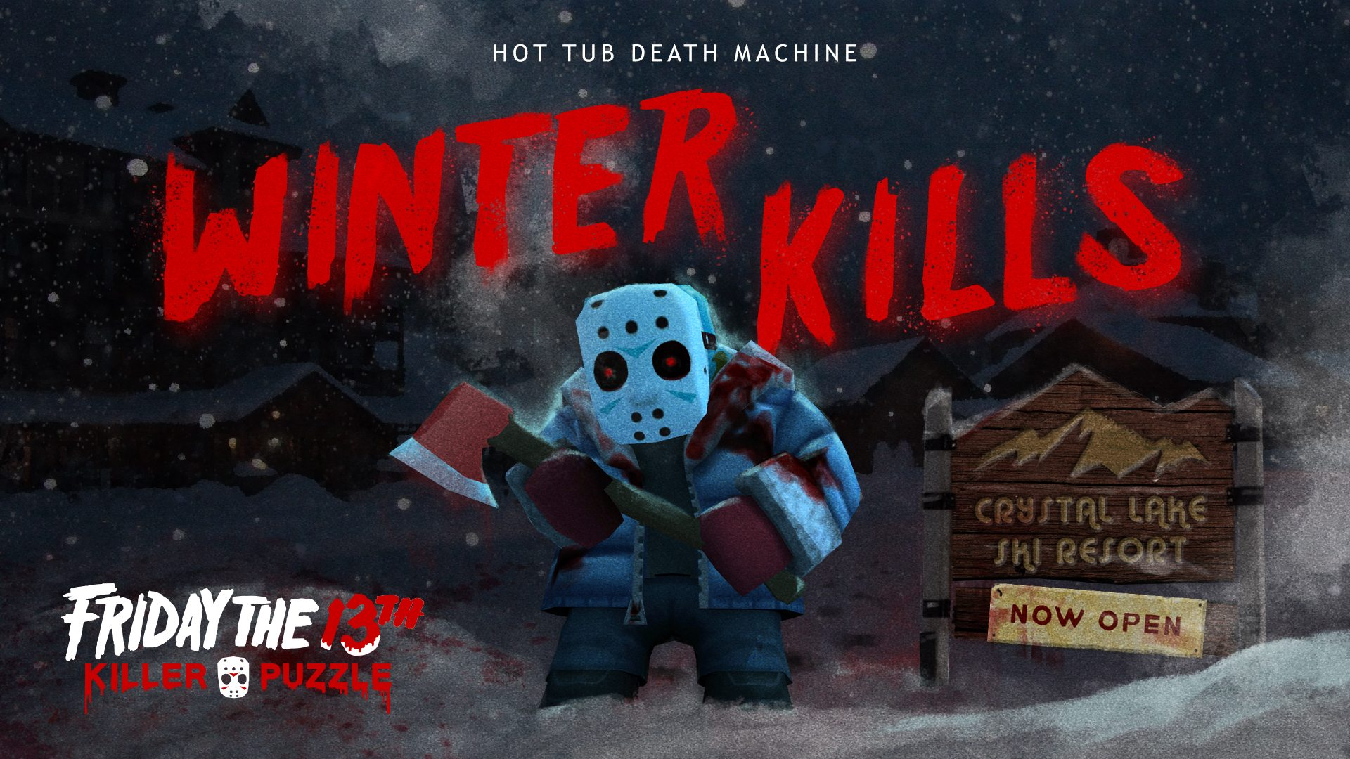 Friday The 13th Killer Puzzle 2516716 Hd Wallpaper