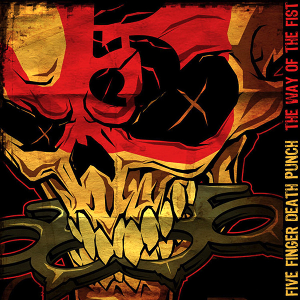 Five Finger Death Punch The Way 2516717 Hd Wallpaper