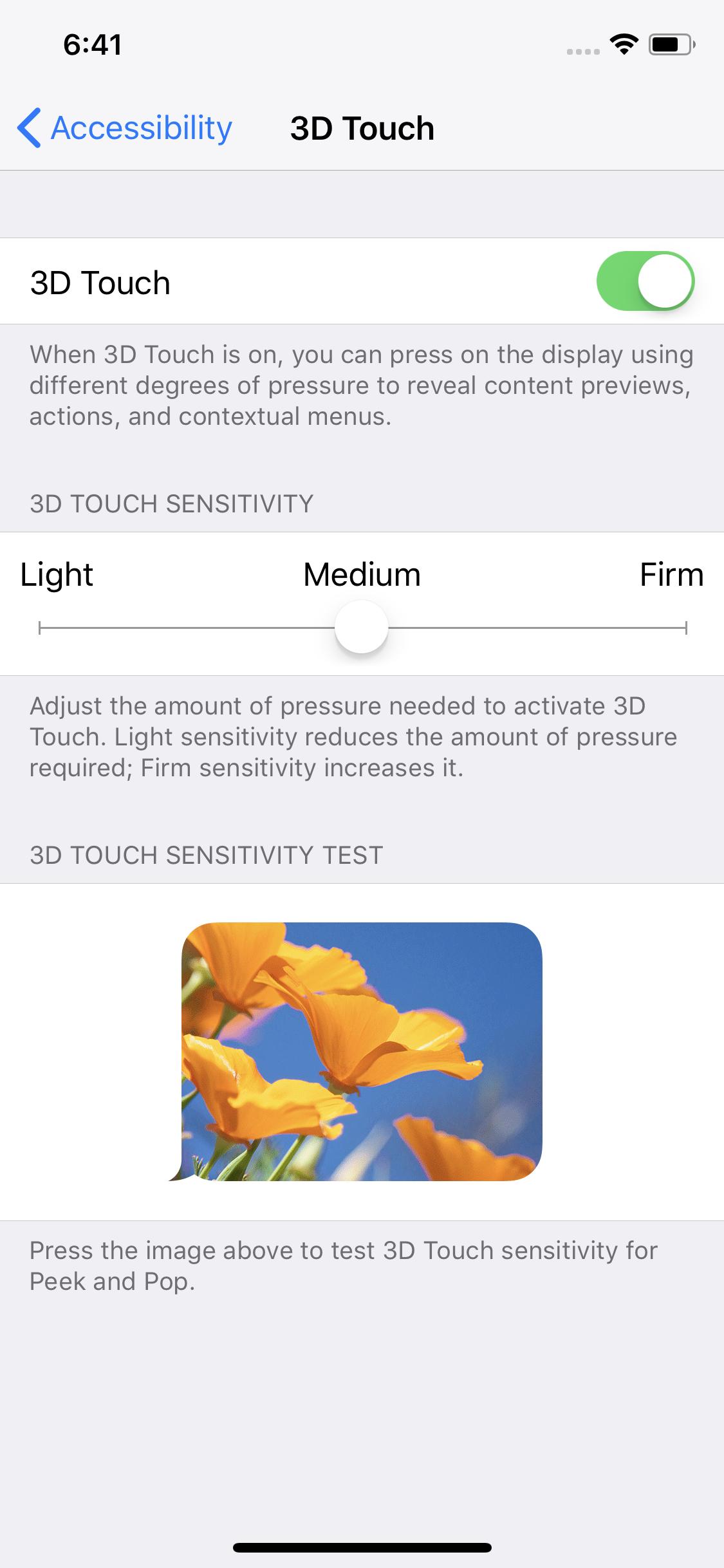 Activer 3d Touch Sur Iphone 6 , HD Wallpaper & Backgrounds