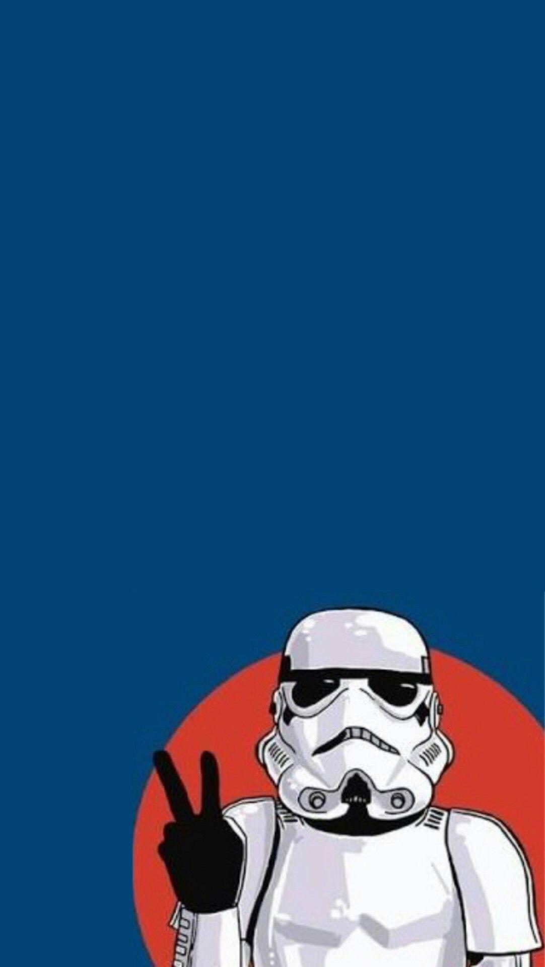 Star Wars Lockscreen   Data Src Star Wars Lock Screen - Star Wars Iphone X , HD Wallpaper & Backgrounds