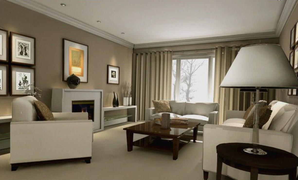 Living Room Feature Wallpaper Ideas , HD Wallpaper & Backgrounds
