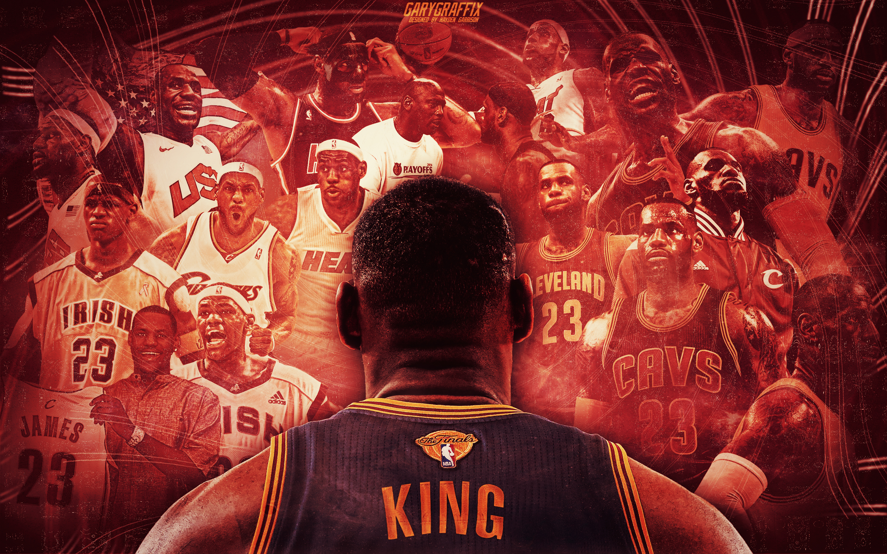 Lebron James Miami Heat Wallpaper 2015 Picserio Lebron James