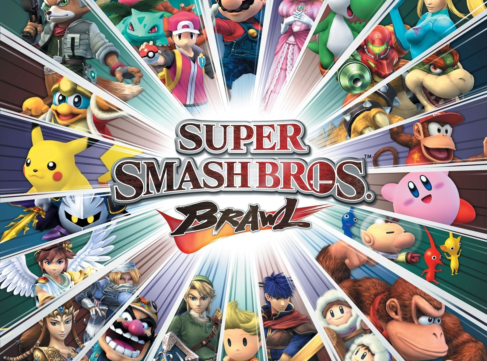 Super Smash Bros Super Smash Bros Brawl Ost 2536173 Hd