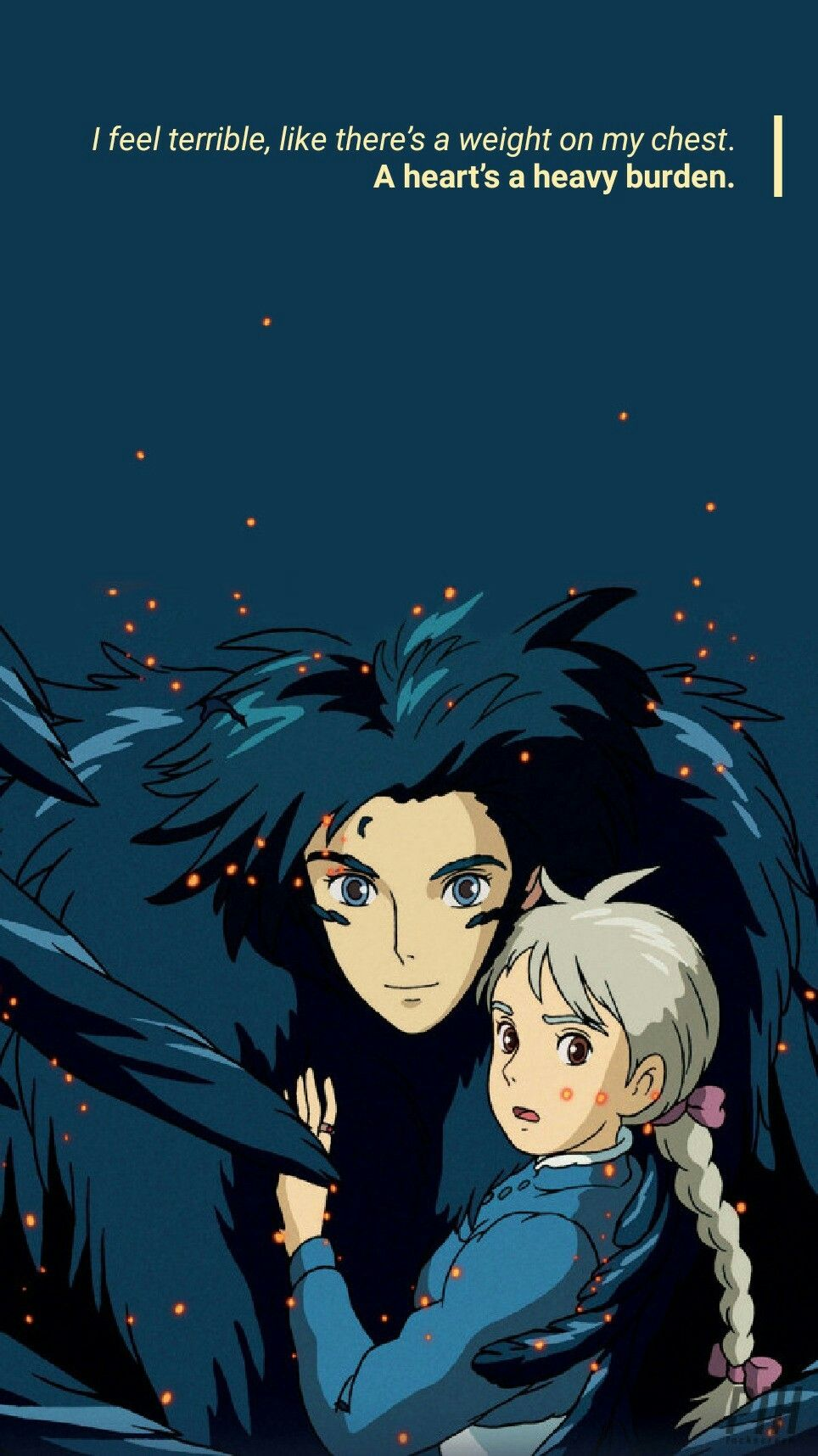 Howl S Moving Castle Profile 2539235 Hd Wallpaper Backgrounds Download