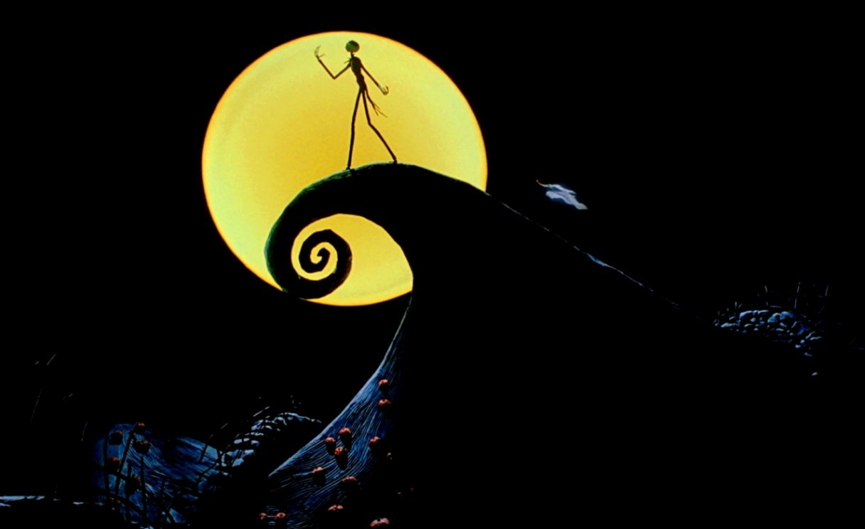 Jack Nightmare Before Christmas Wallpaper 14506235 Spooky