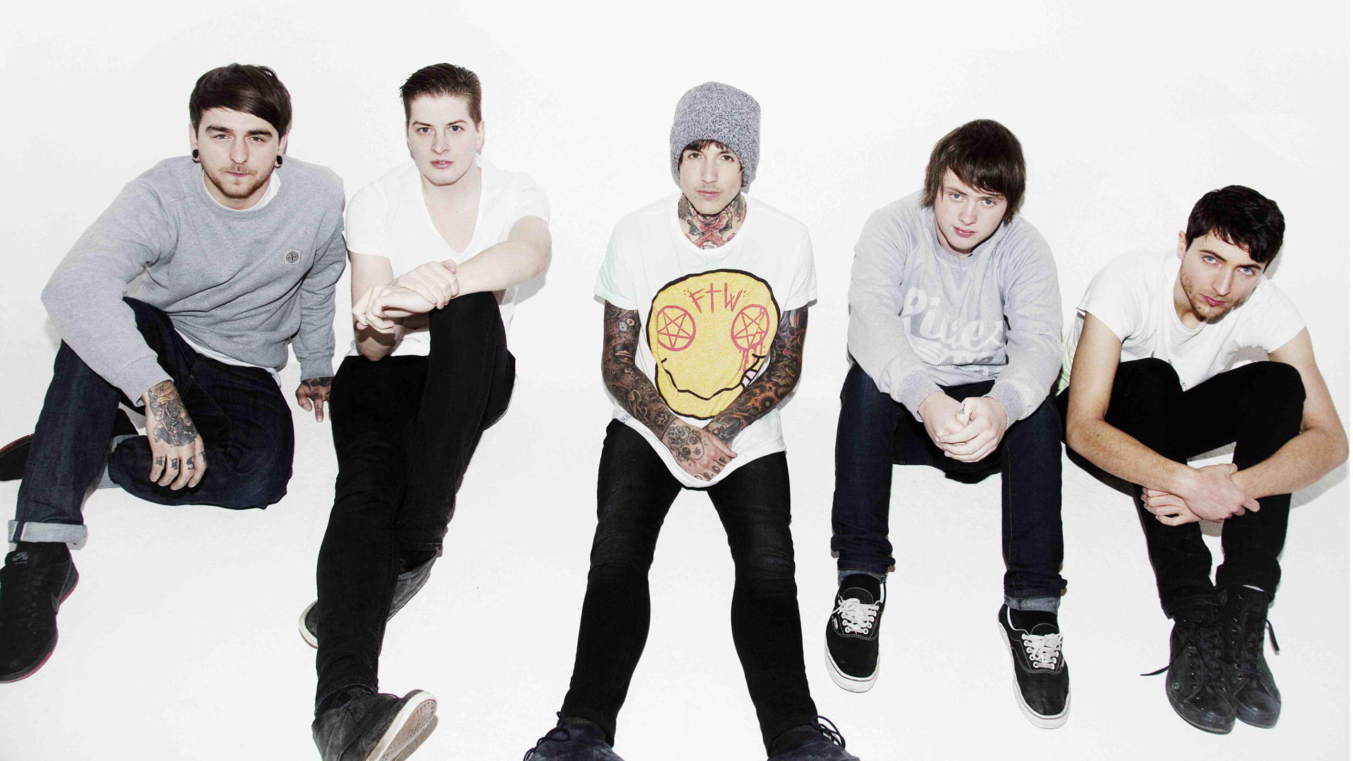Png Bring Me The Horizon , HD Wallpaper & Backgrounds