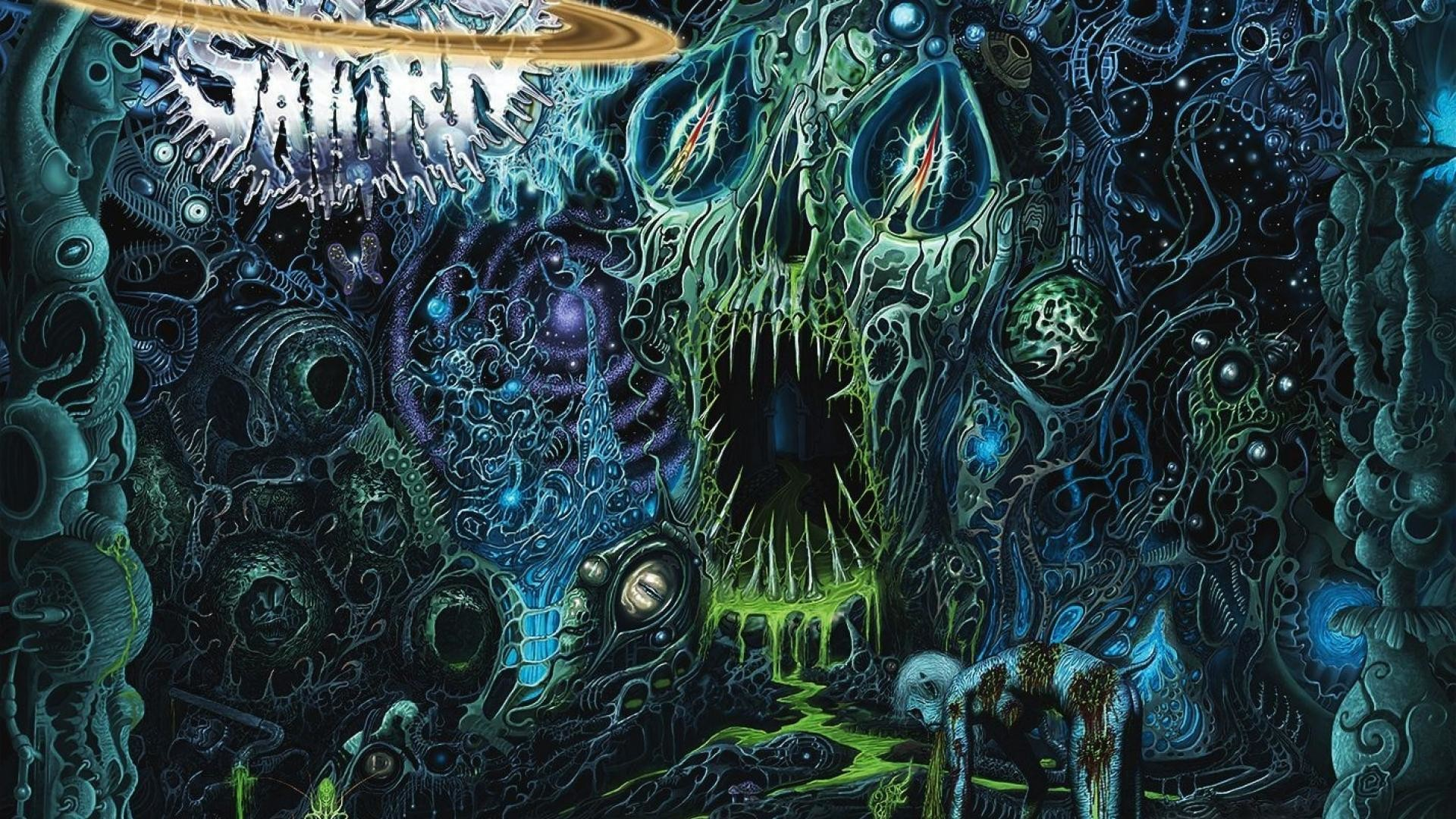 1920x1080 Covers Deathcore Technical Death Metal Ring Rings Of
