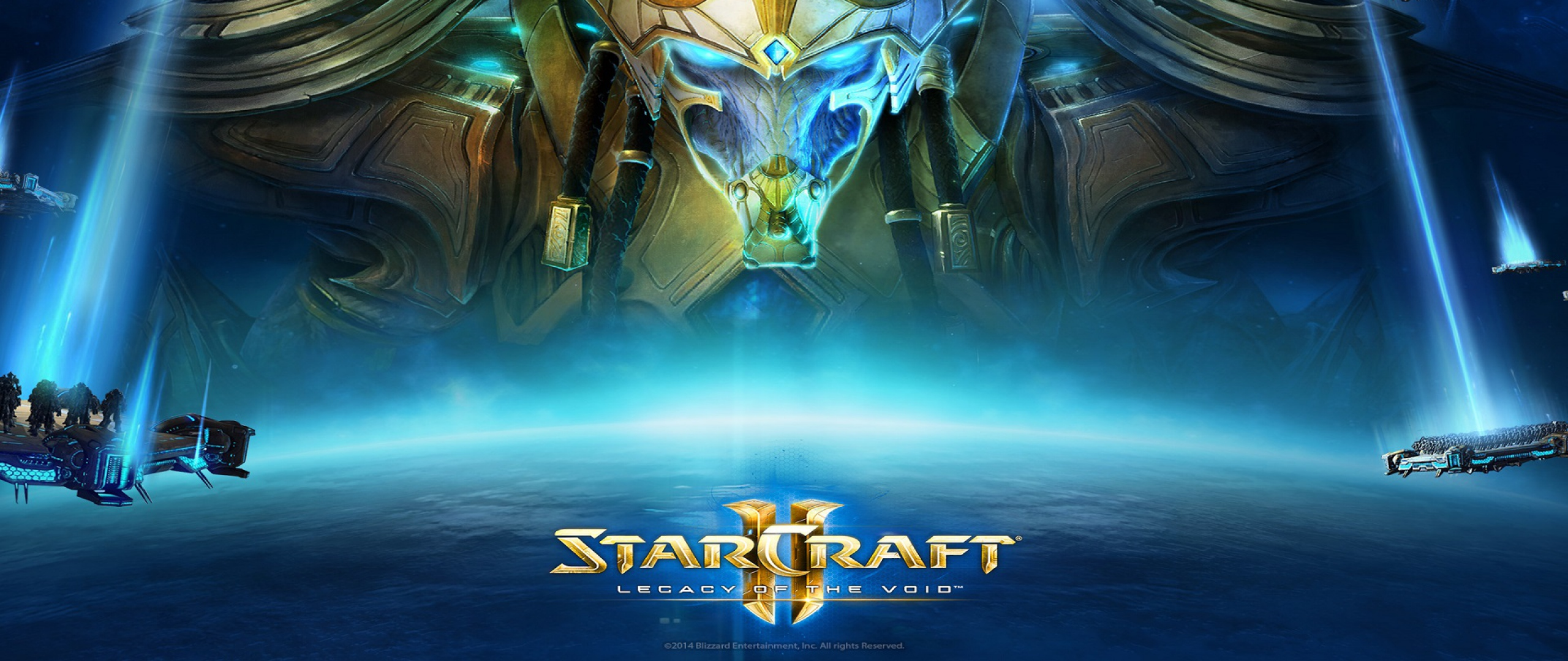 Starcraft Ii Legacy Of The Void 2553734 Hd Wallpaper
