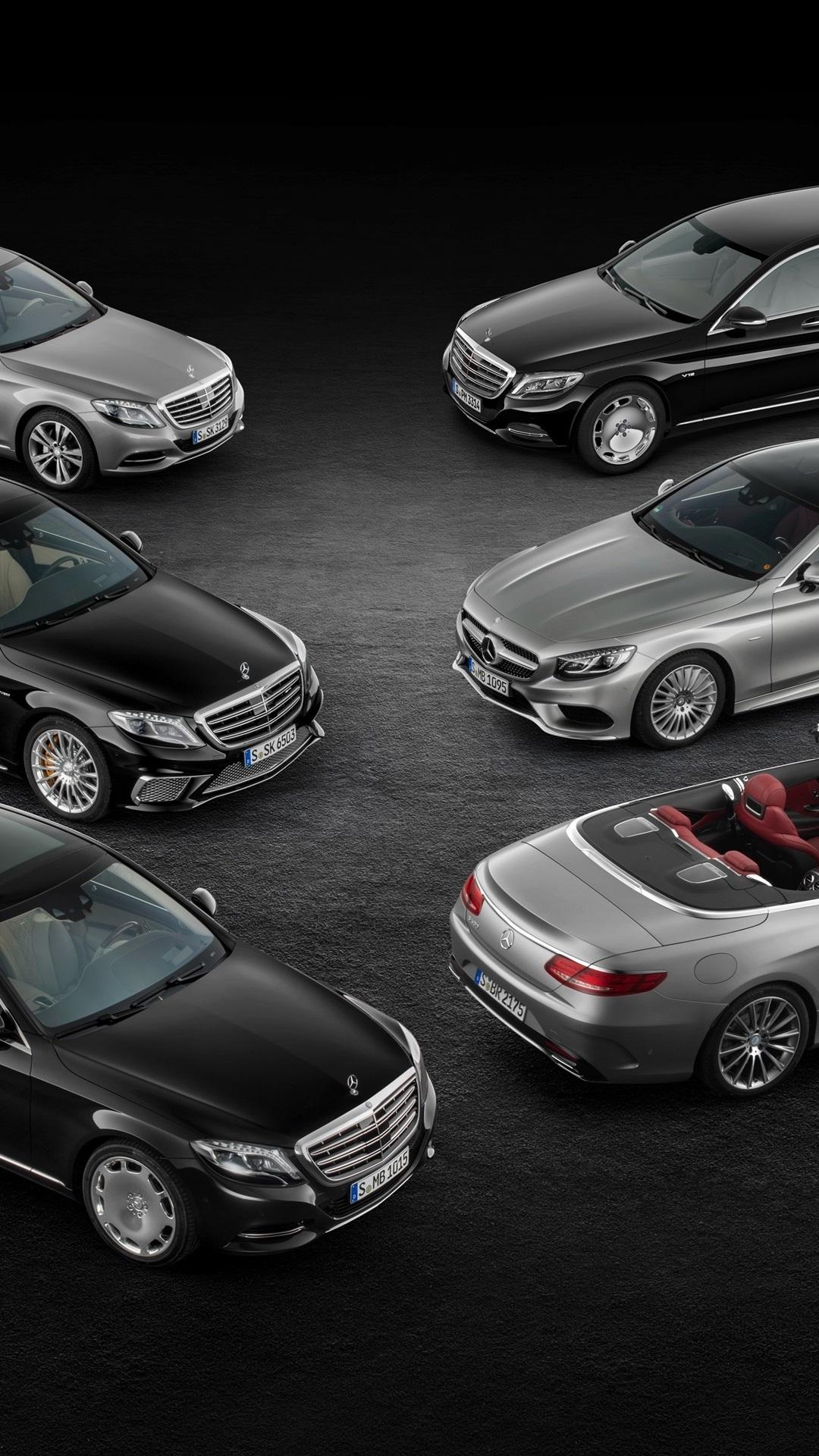Iphone Wallpaper 2015 Mercedes Benz S Class Cars - Mercedes S Class All Models , HD Wallpaper & Backgrounds