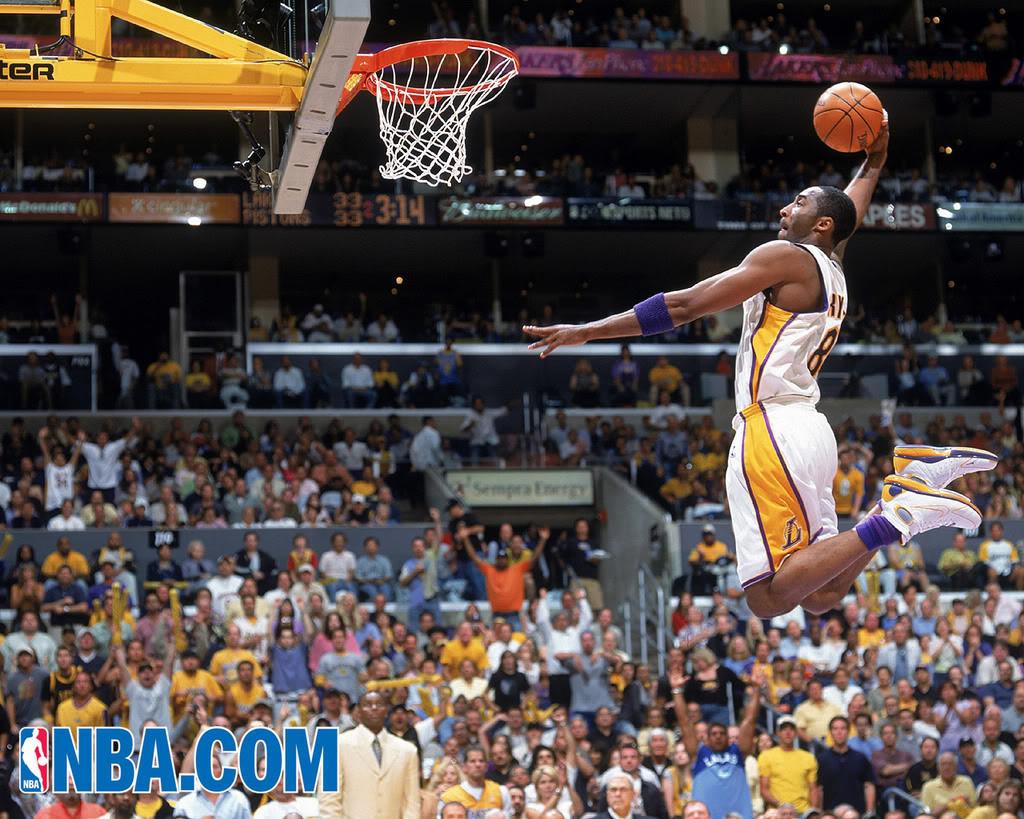 Kobe Bryant Wallpaper Dunk 19 1024 819 2555934 Hd Wallpaper