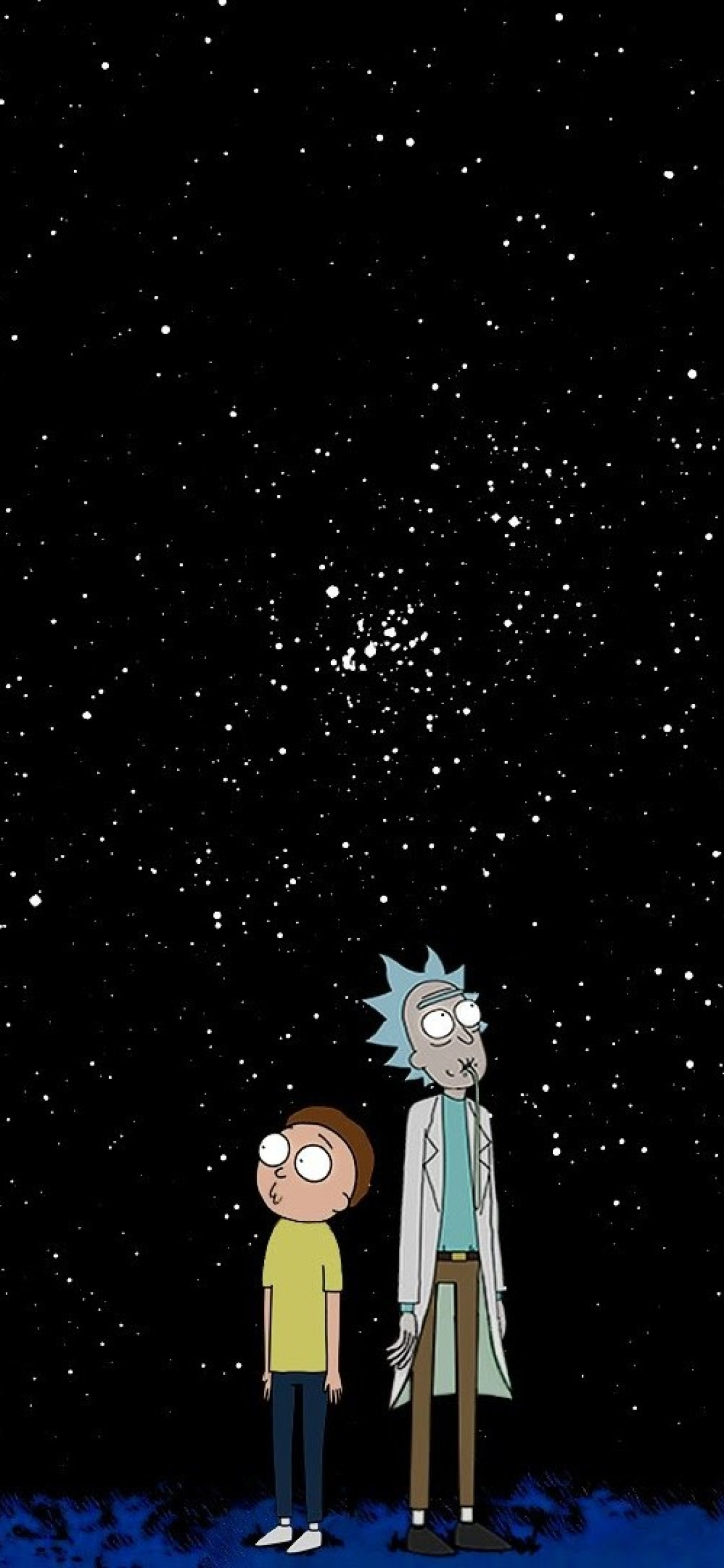 Rick And Morty Hd Iphone Xs 10 X 4k Rick And Morty Wallpaper