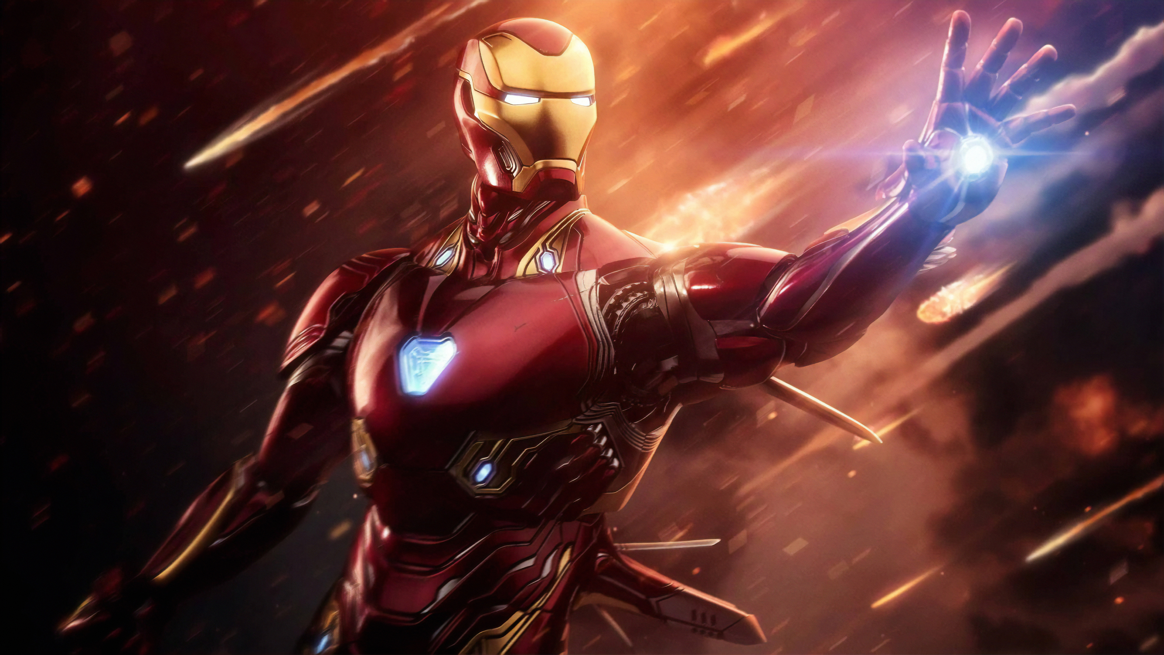 Iron Man Wallpaper 4k For Mobile 2560934 Hd Wallpaper Backgrounds Download