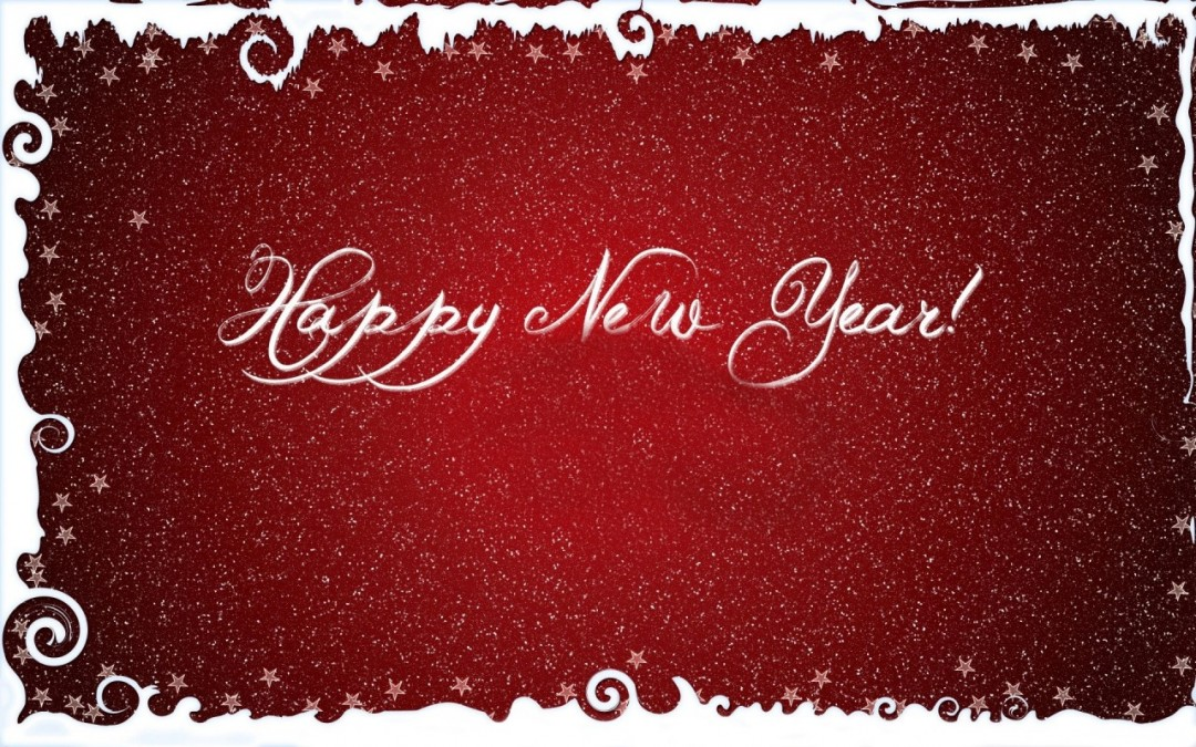Cool Happy New Year Greeting - Best New Year Card , HD Wallpaper & Backgrounds