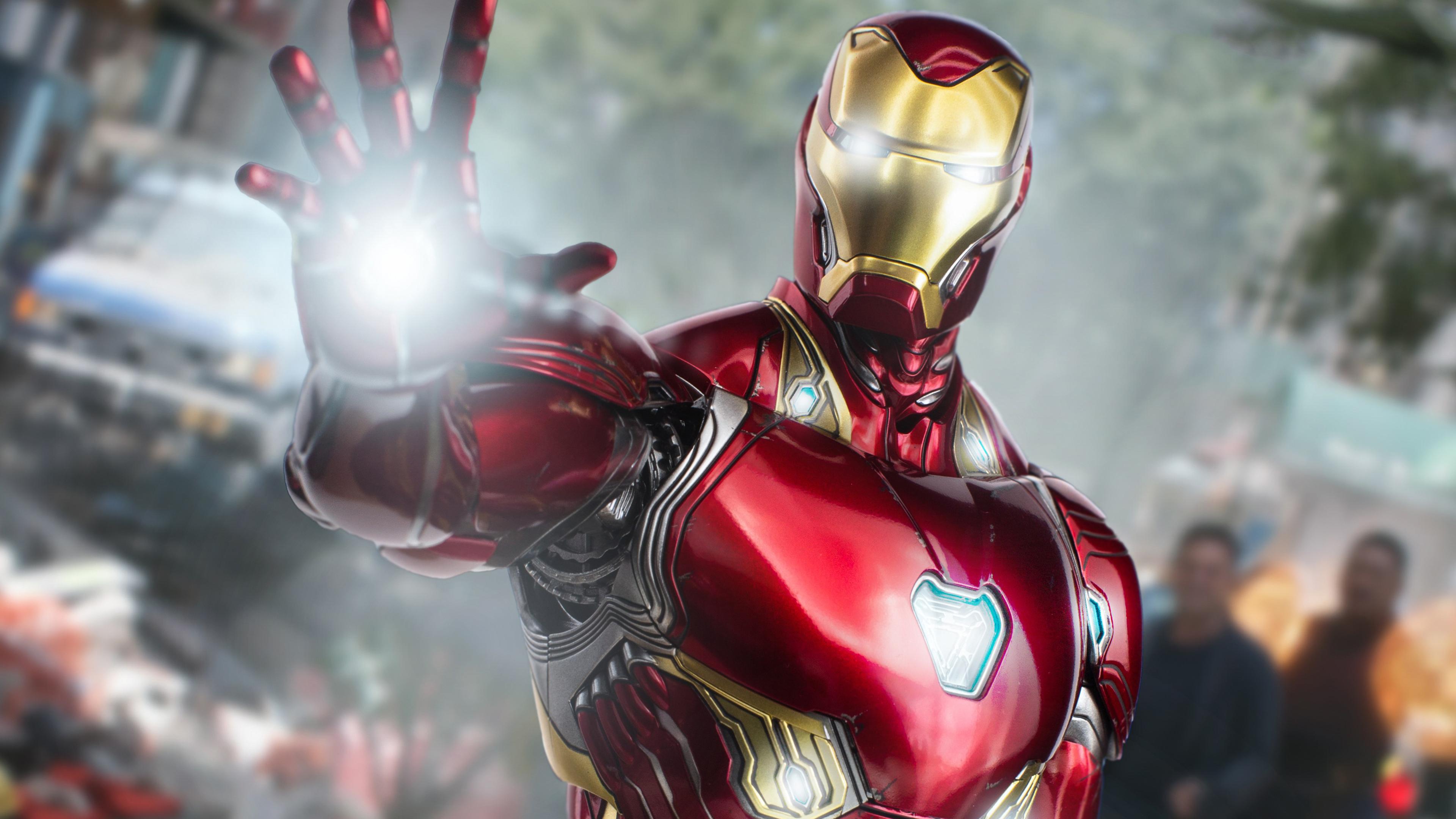 Pc Wallpaper Iron Man 4k , HD Wallpaper & Backgrounds