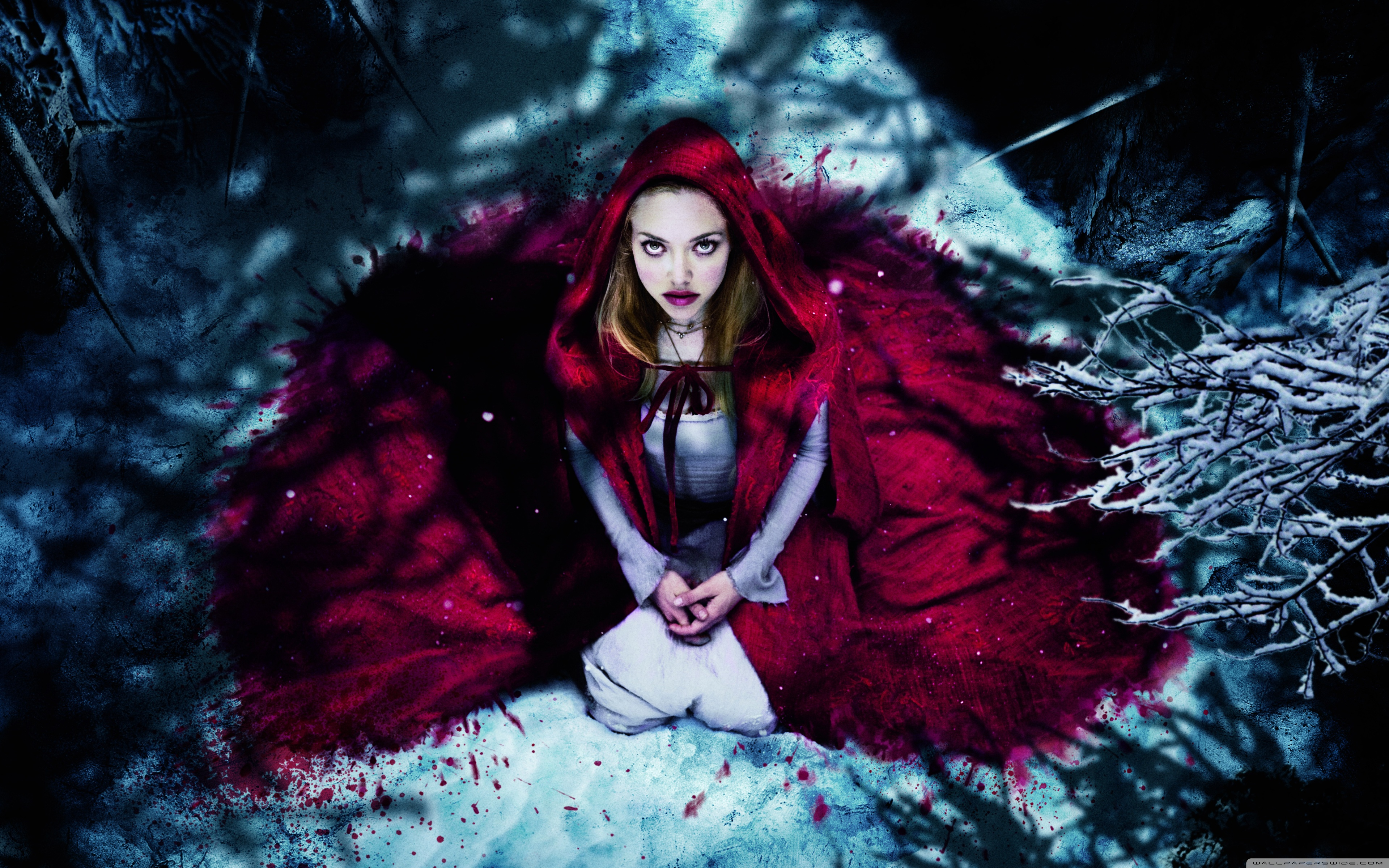 Red Riding Hood Poster 2568341 Hd Wallpaper Backgrounds