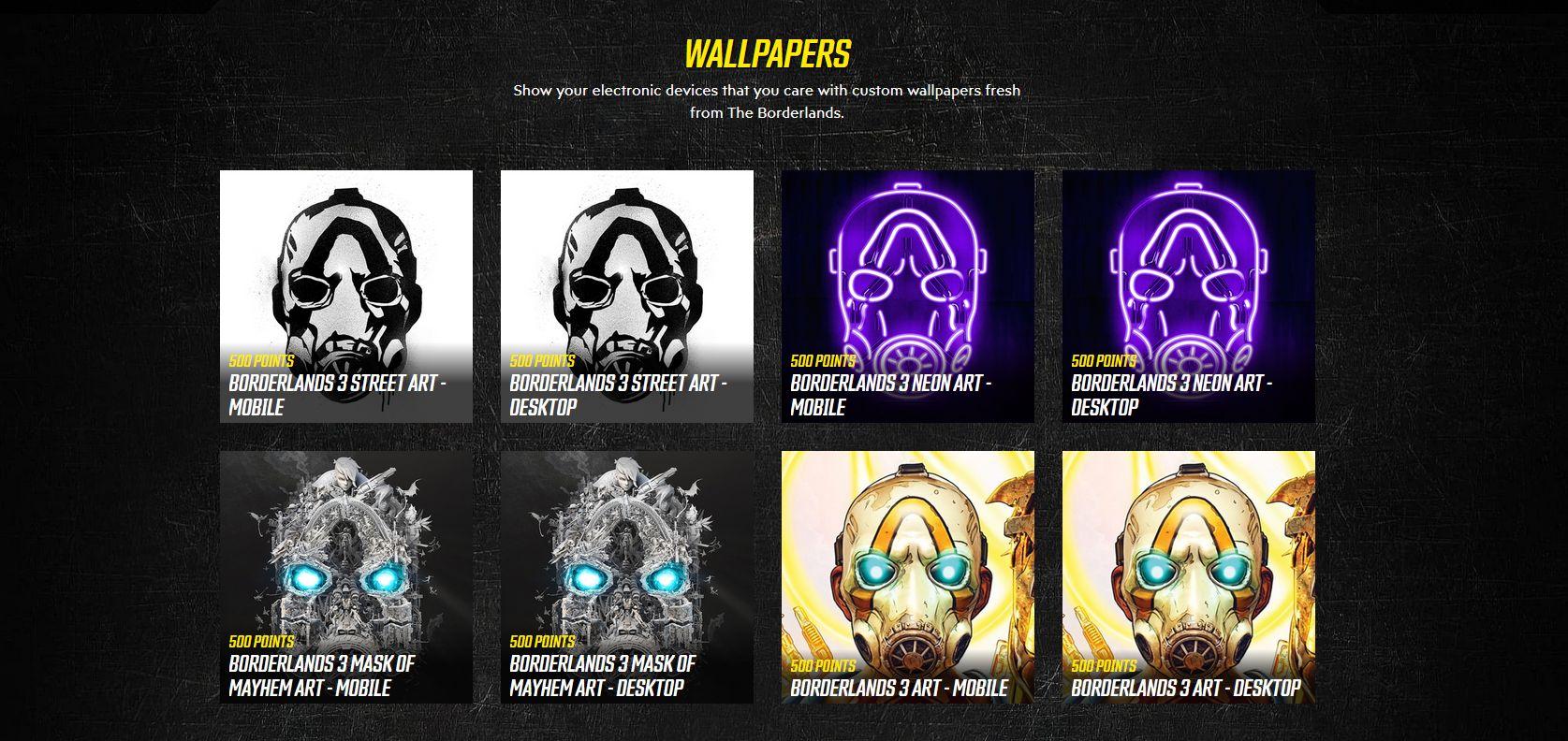 Borderlands 3 Mayhem Png 2569163 Hd Wallpaper Backgrounds