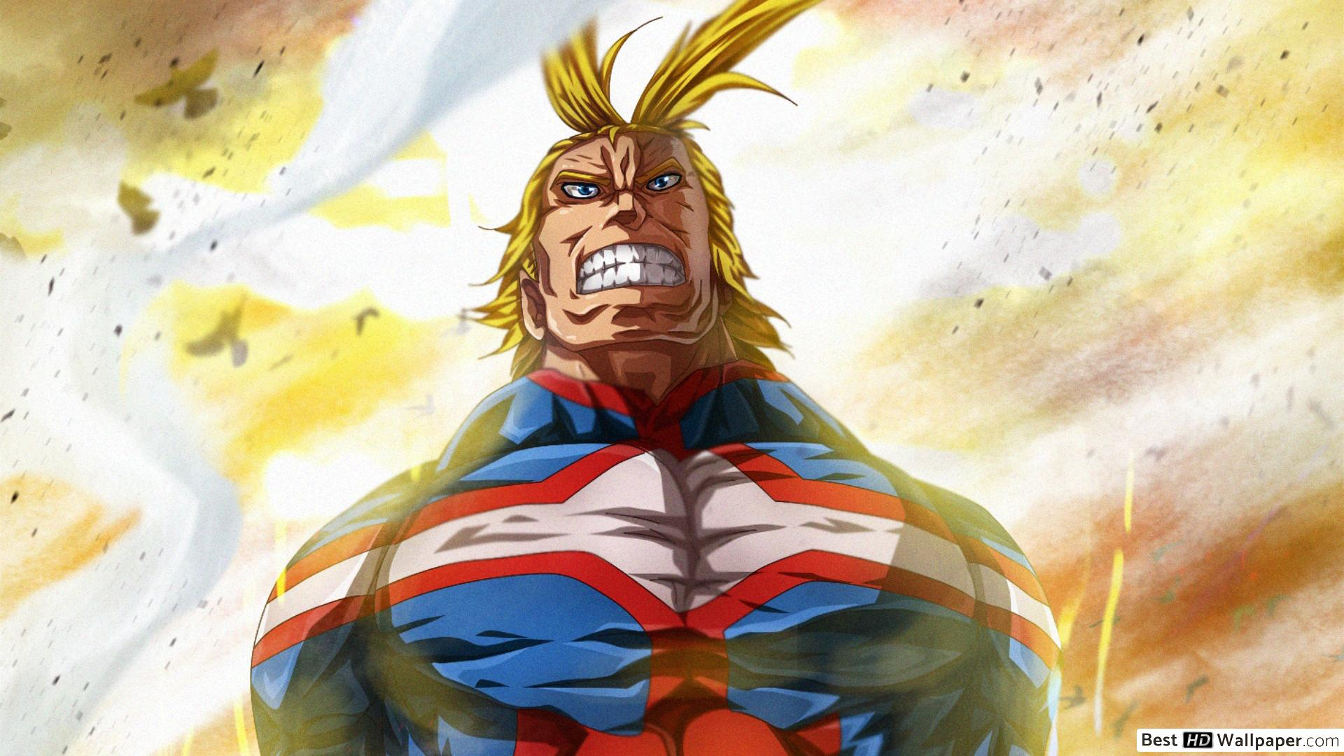 All Might Wallpaper 1920X1080 - Night wallpapers for 4k ...