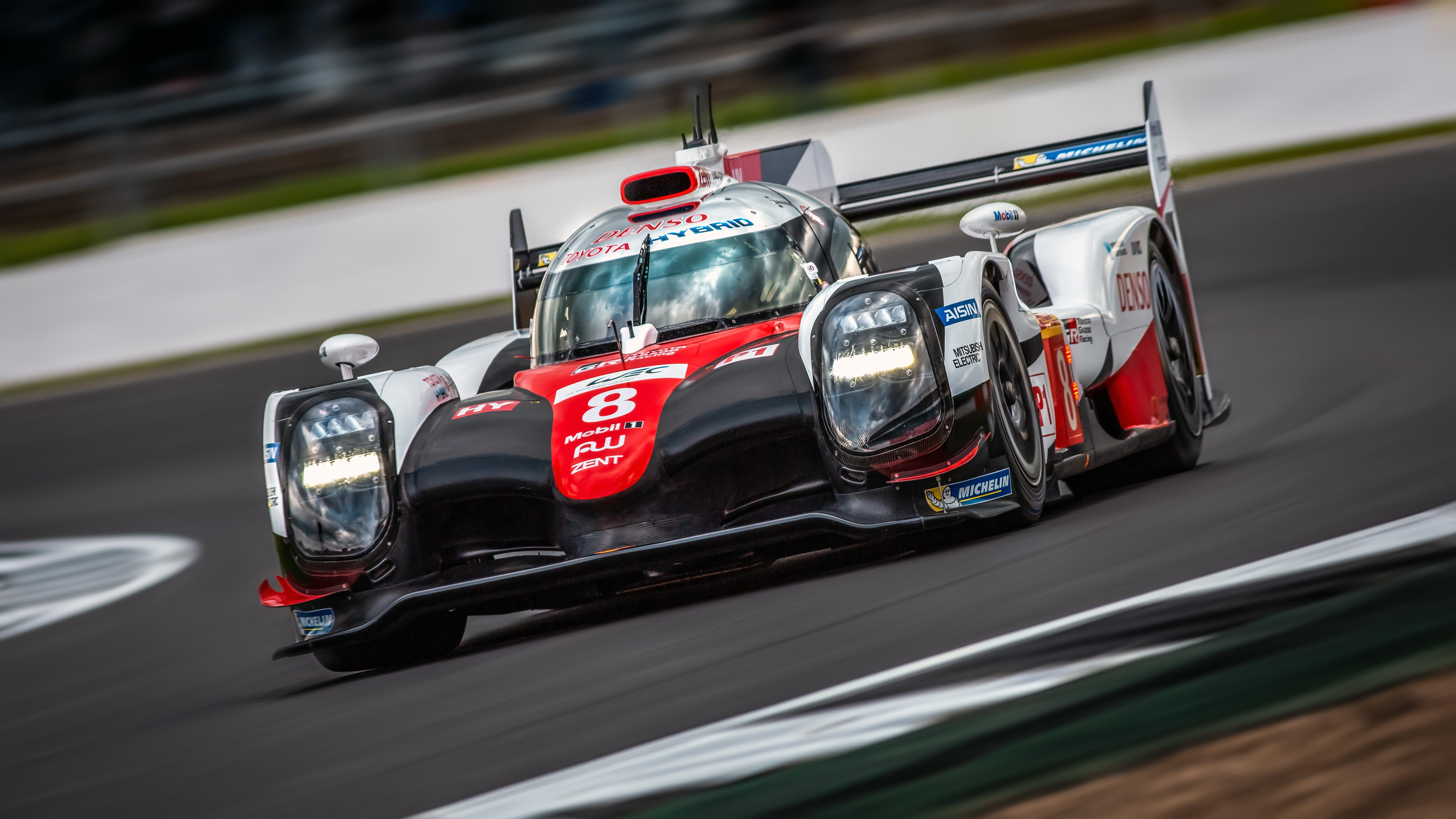 Toyota Gazoo Racing Wec , HD Wallpaper & Backgrounds