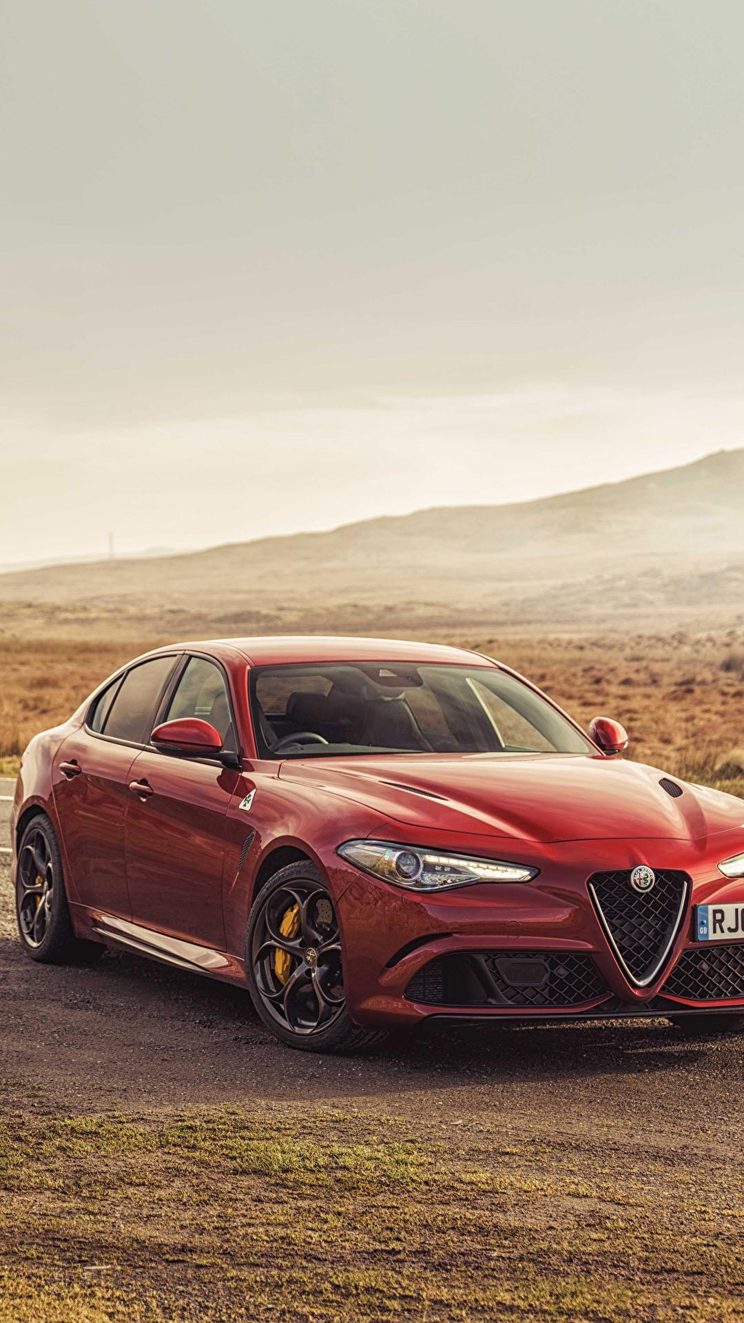 Alfa Romeo Giulia Quadrifoglio Road 2576809 Hd Wallpaper