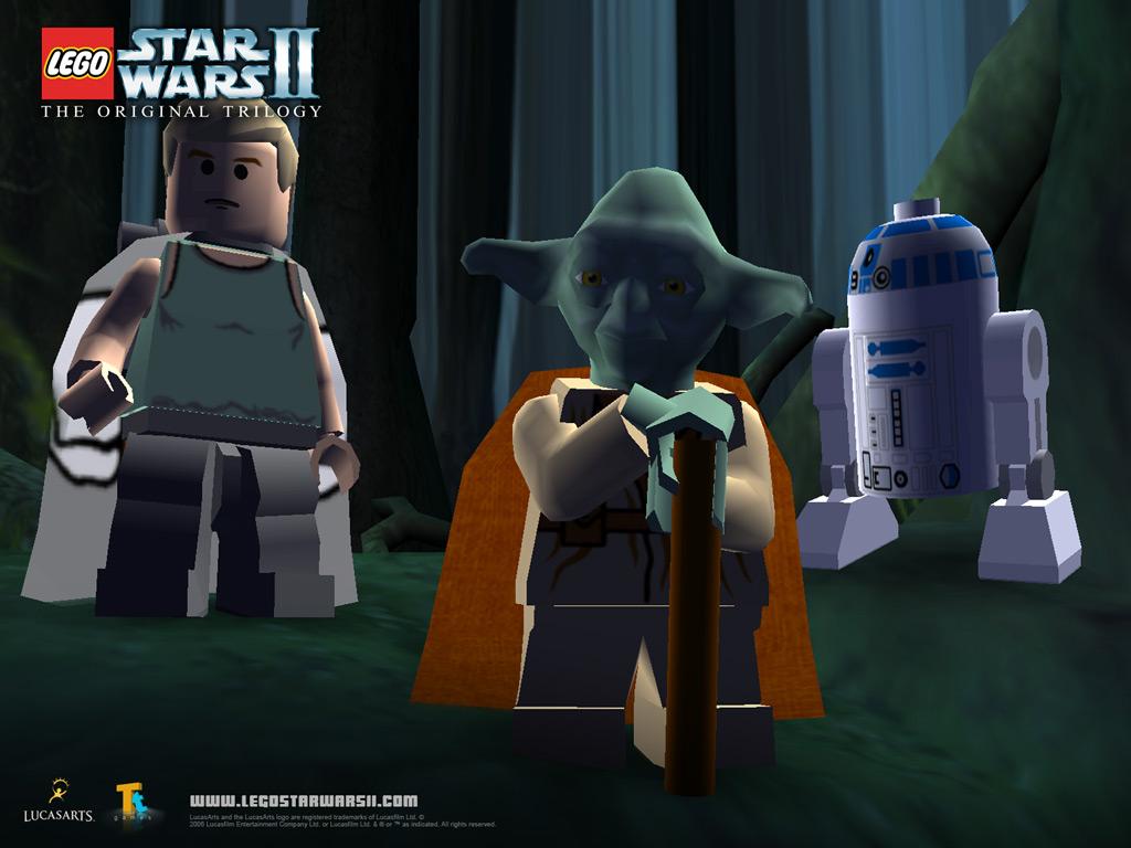 Lego Stella Star Wars Wallpaper Lego Star Wars 2 Yoda 2577864 Hd Wallpaper Backgrounds Download