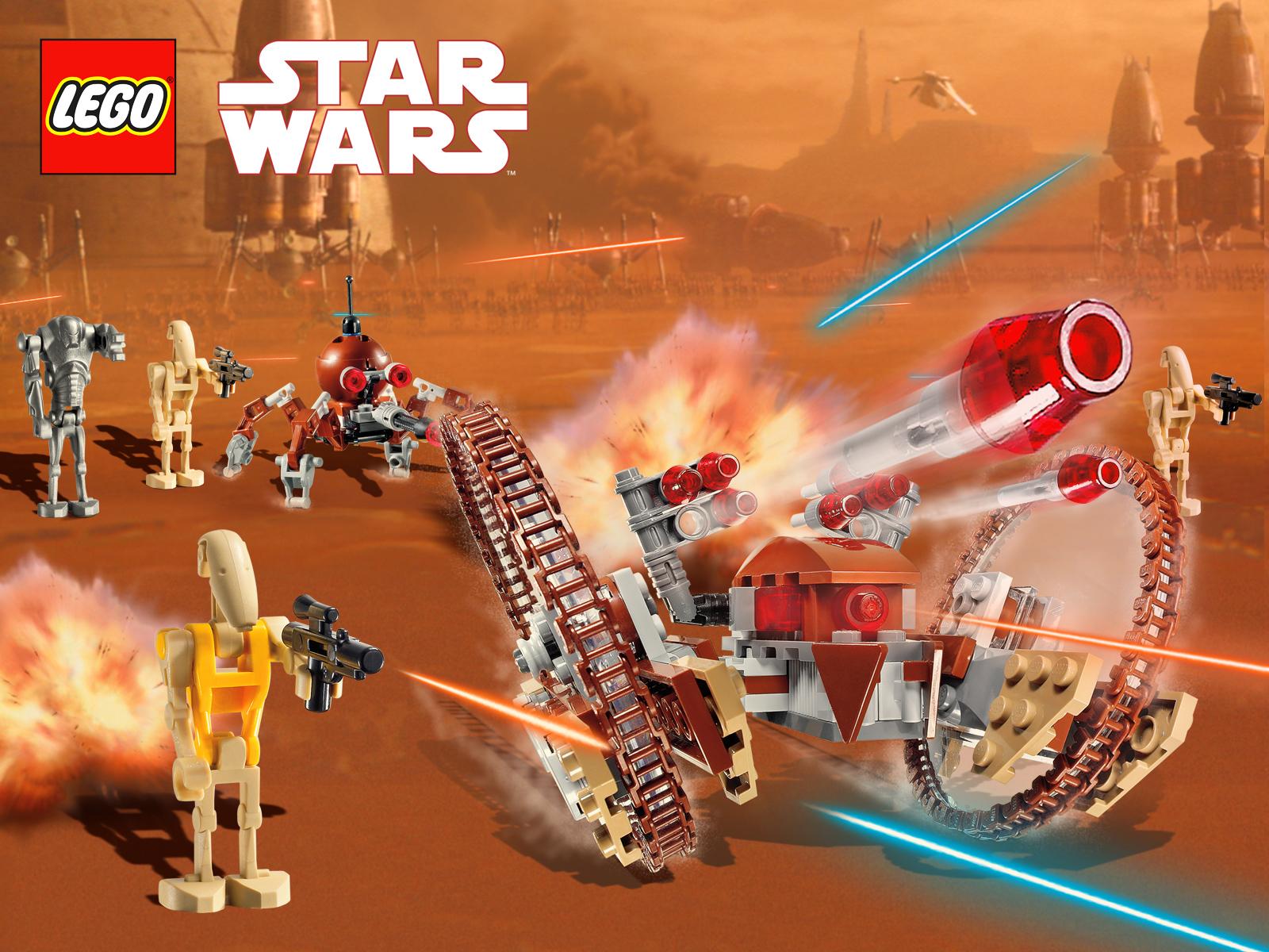 Lego Star Wars 7670 , HD Wallpaper & Backgrounds