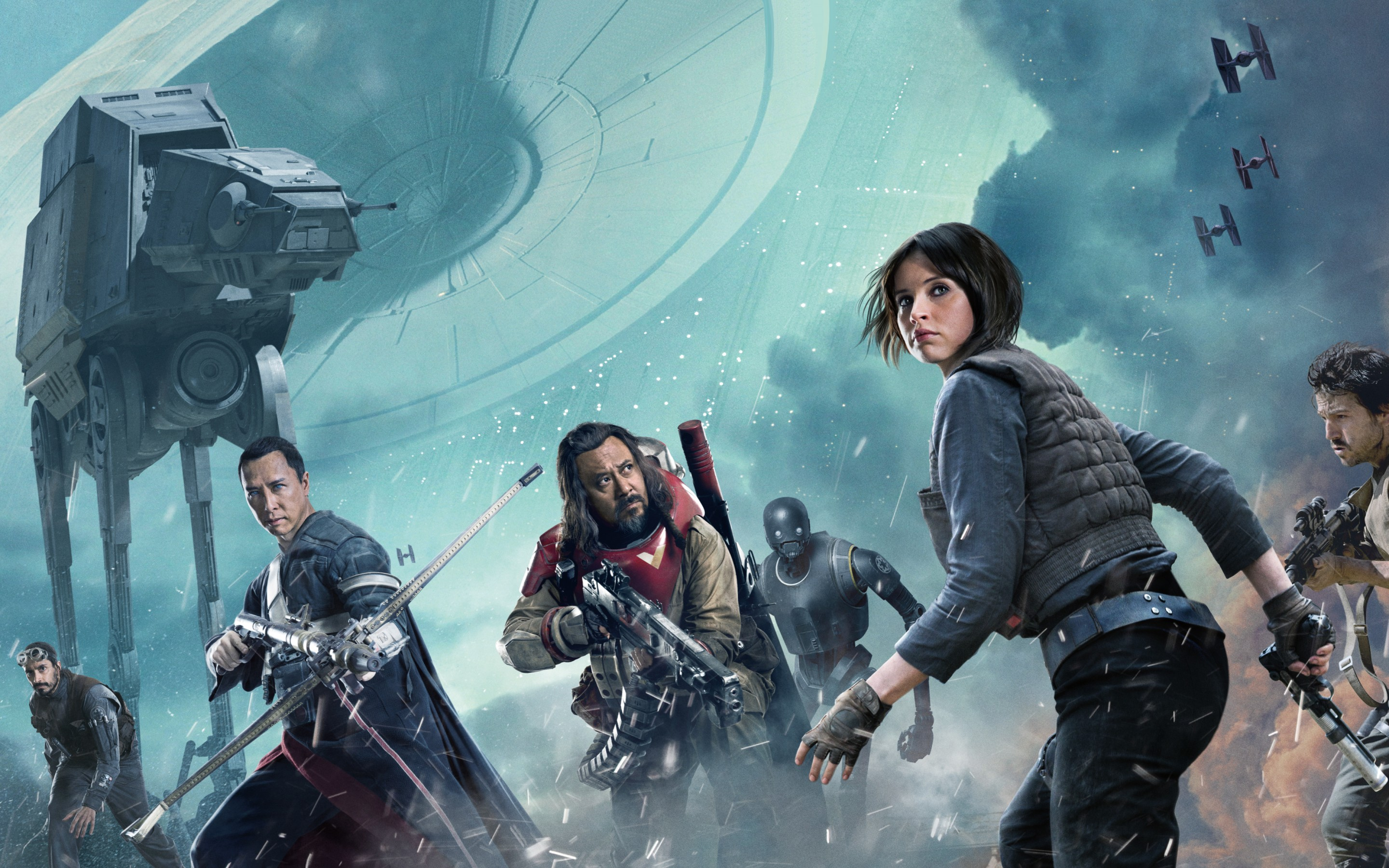 Star Wars Rogue One Crew , HD Wallpaper & Backgrounds