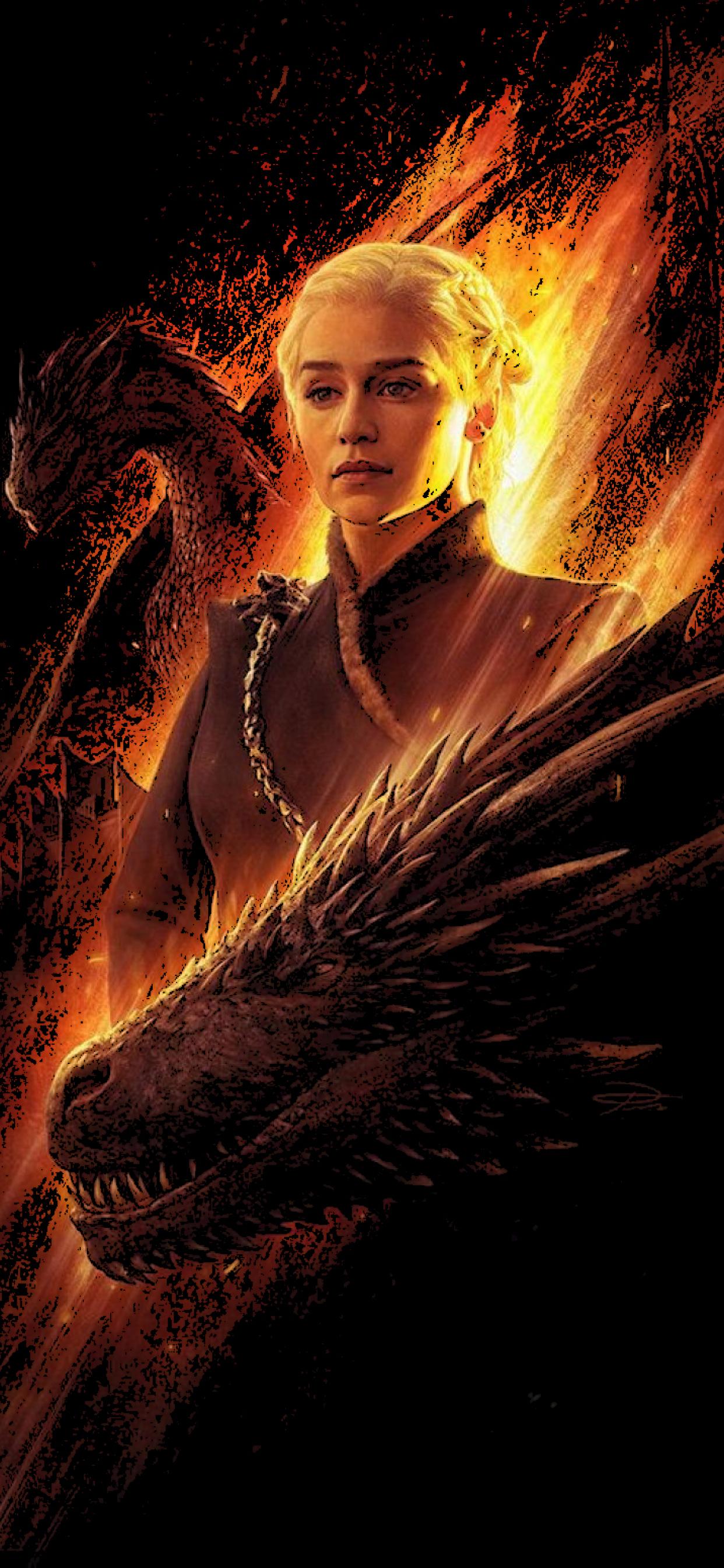 Daenerys Targaryen Game Of Thrones Wallpaper 4k , HD Wallpaper & Backgrounds