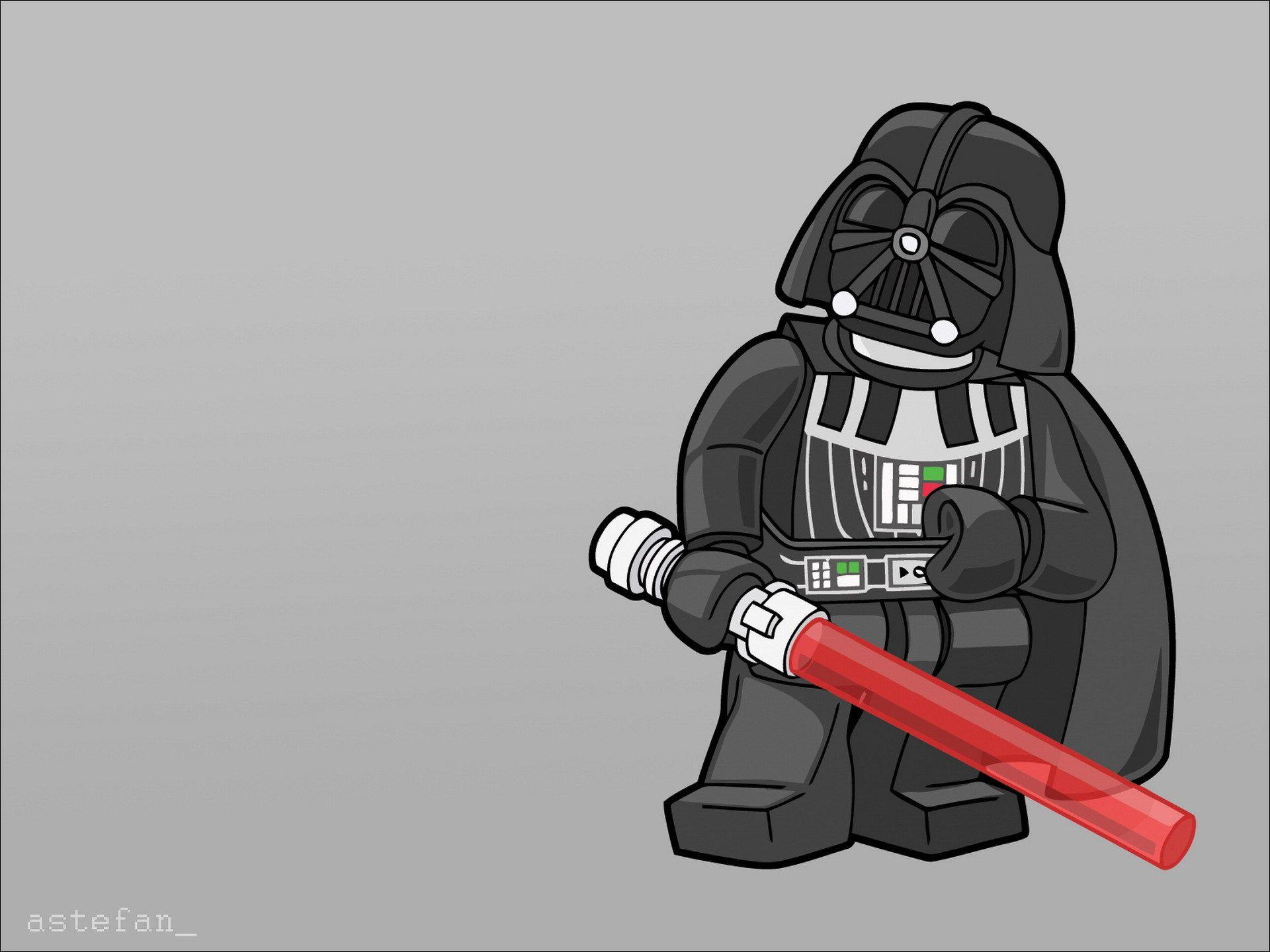 Star Warriors, Darth Vader - Lego Star Wars Wallpaper Darth Vader Hd , HD Wallpaper & Backgrounds