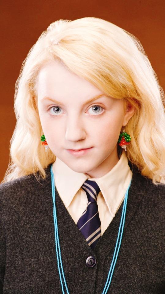 Image - Harry Potter Luna Lovegood , HD Wallpaper & Backgrounds