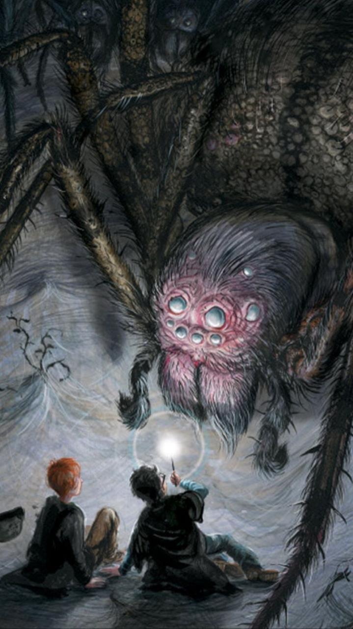 Image - Harry Potter Chamber Of Secrets Illustration , HD Wallpaper & Backgrounds