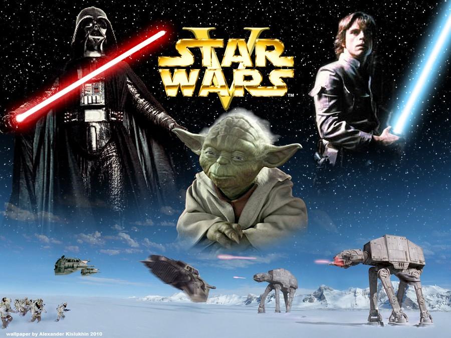 Wallpaper Yoda Luke Skywalker Star Wars Darth Vader Luke Darth Vader Yoda 2582638 Hd Wallpaper Backgrounds Download