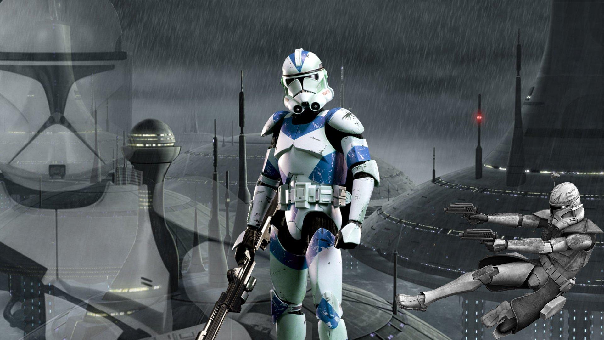 Star Wars Wallpaper Clone 2582818 Hd Wallpaper Backgrounds