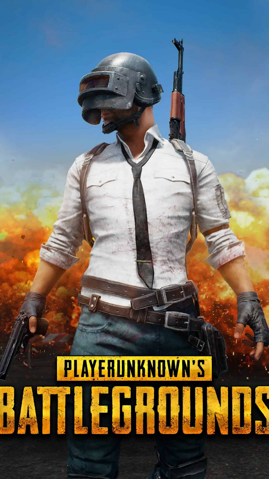 Pubg Mobile Iphone 6 Wallpaper With Image Resolution - Free Fire And Pubg , HD Wallpaper & Backgrounds