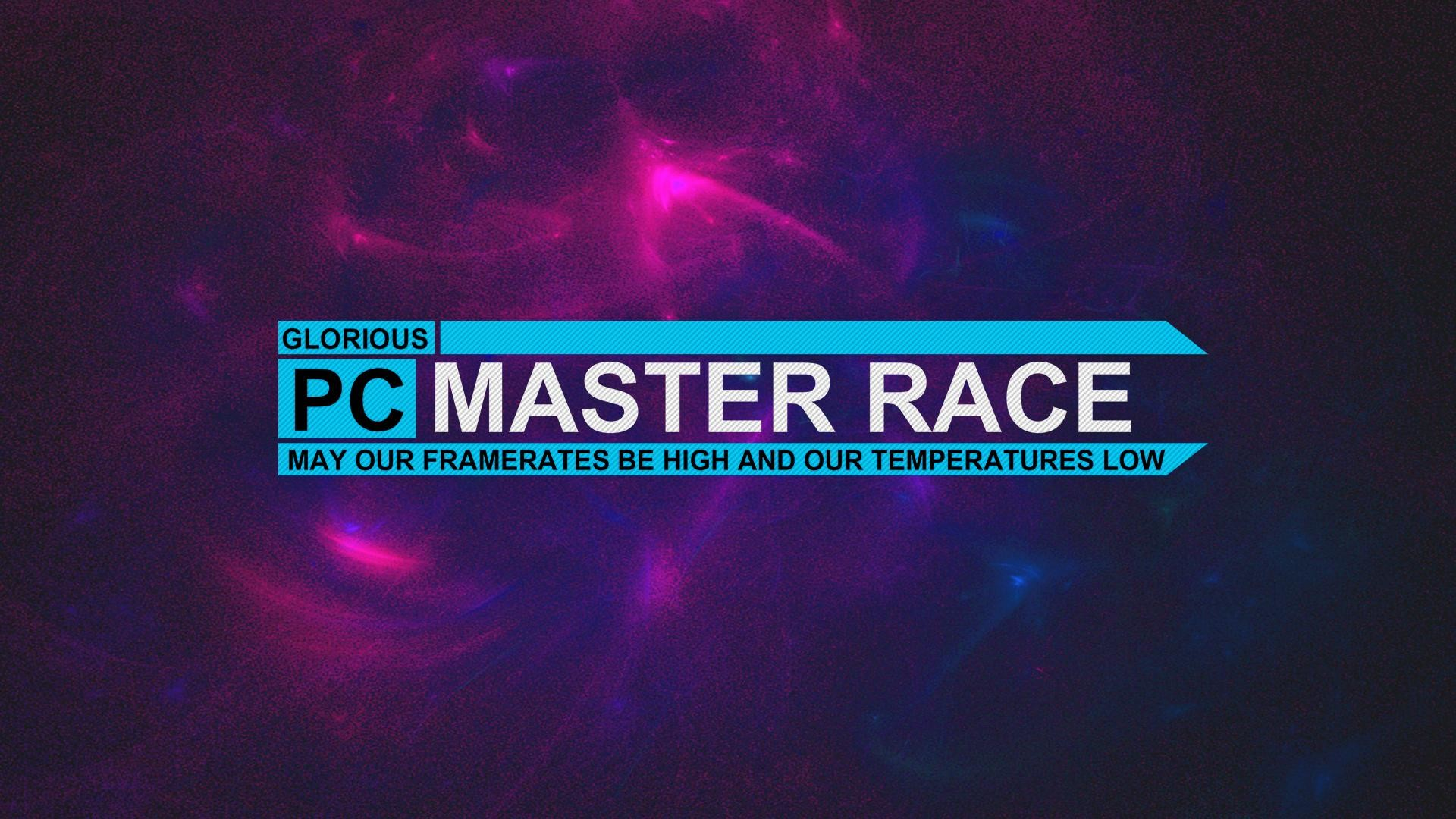 Pc Master Race Hd , HD Wallpaper & Backgrounds