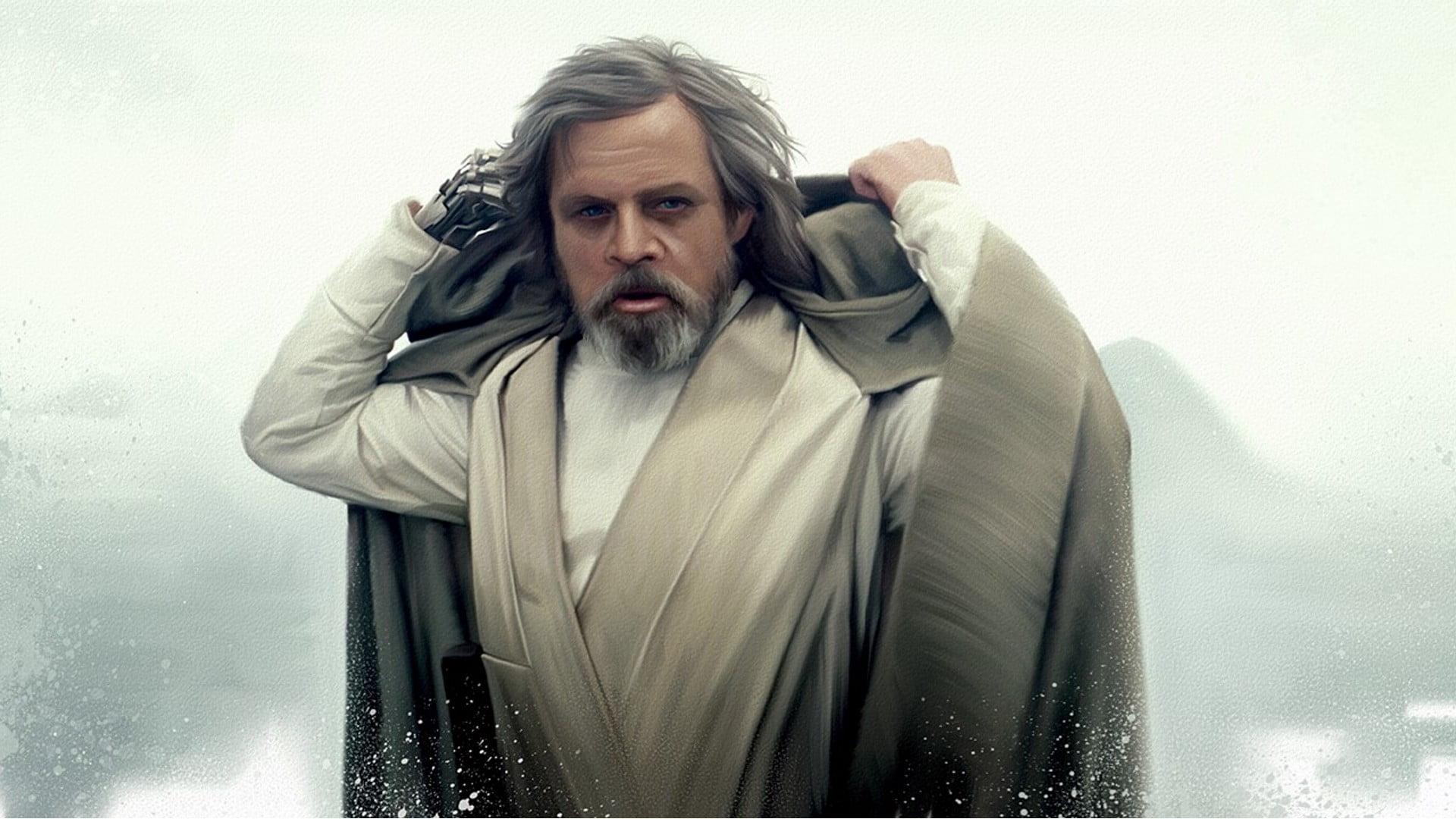 Luke Skywalker Tfa , HD Wallpaper & Backgrounds