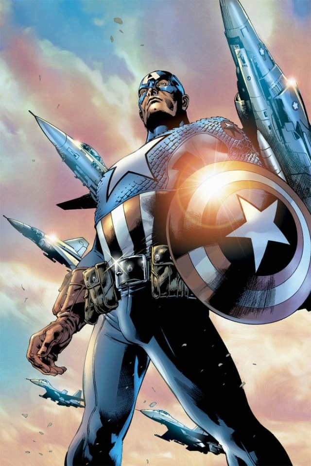 Captain America Comics , HD Wallpaper & Backgrounds