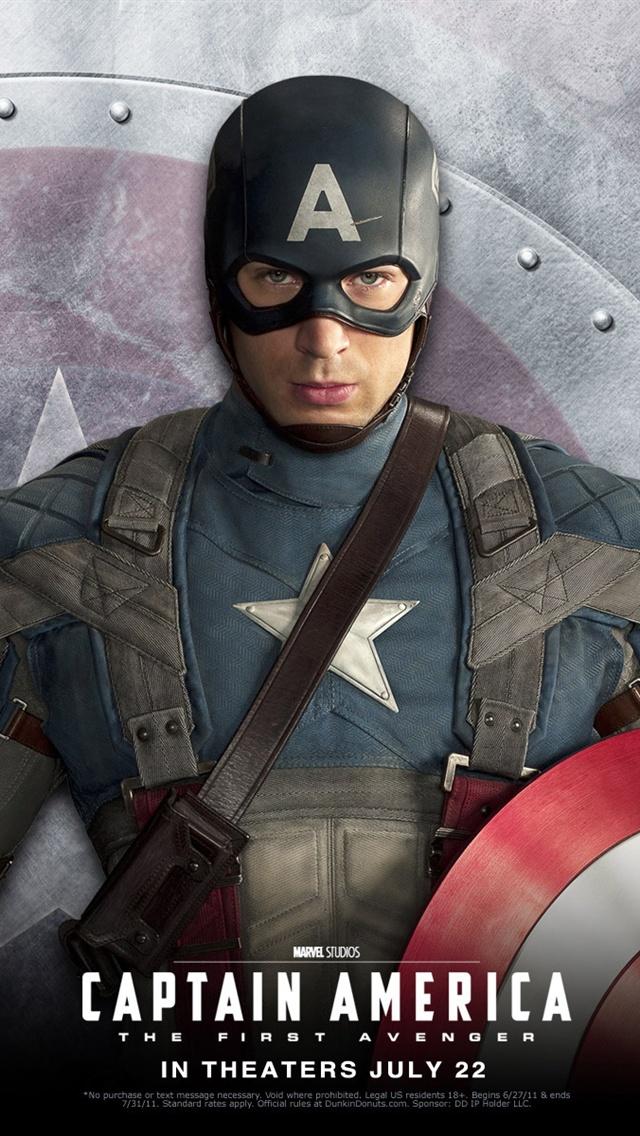 Captain America The First Avenger , HD Wallpaper & Backgrounds