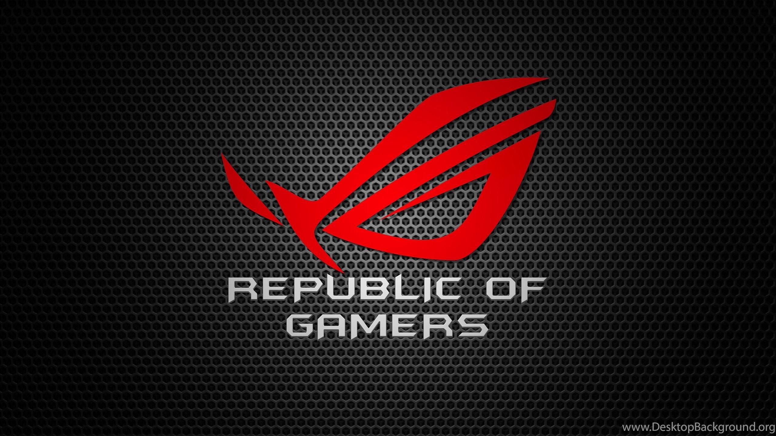 Nvidia Wallpaper - Republic Of Gamers , HD Wallpaper & Backgrounds