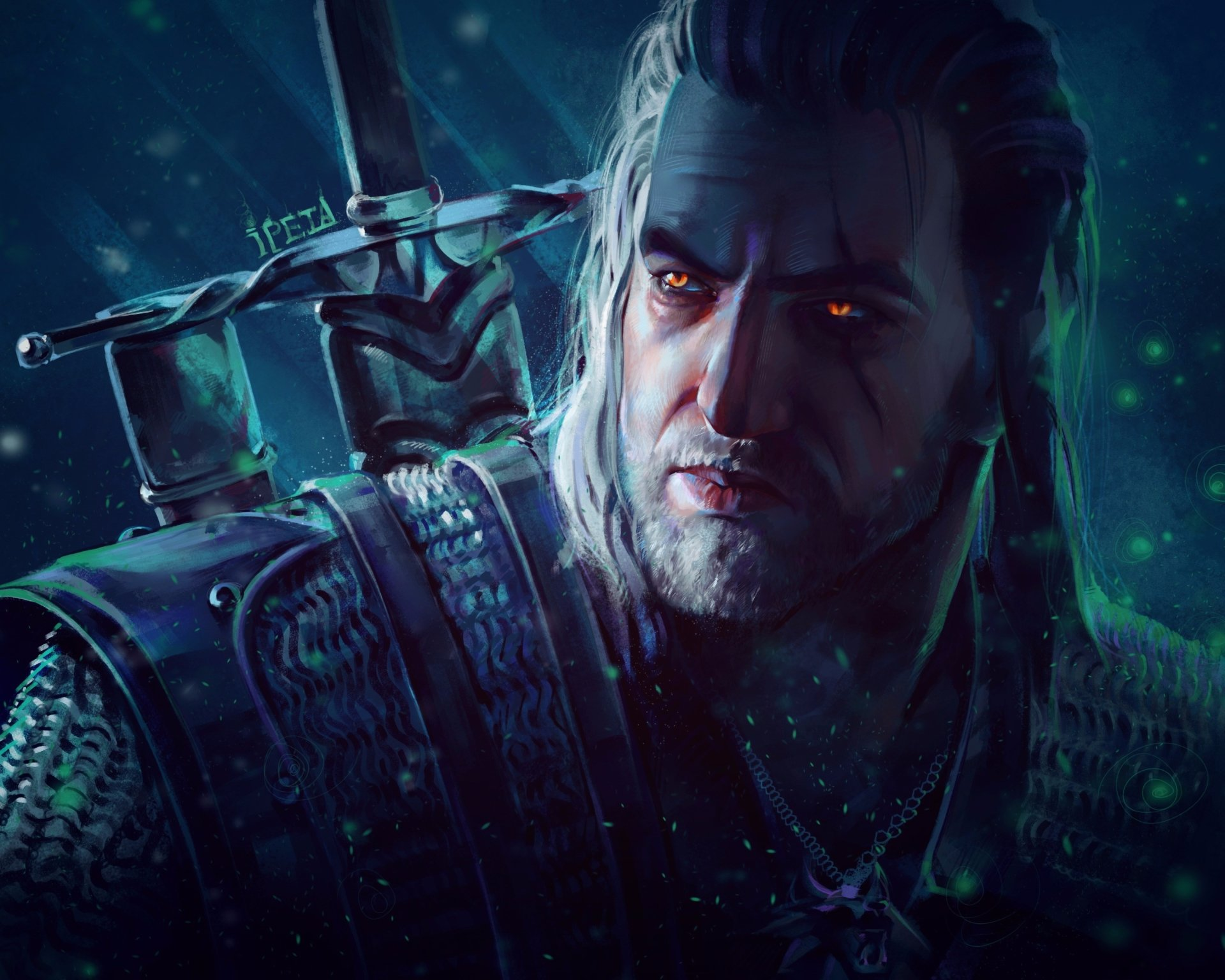 Witcher 3 Wallpaper Geralt 2587248 Hd Wallpaper Backgrounds