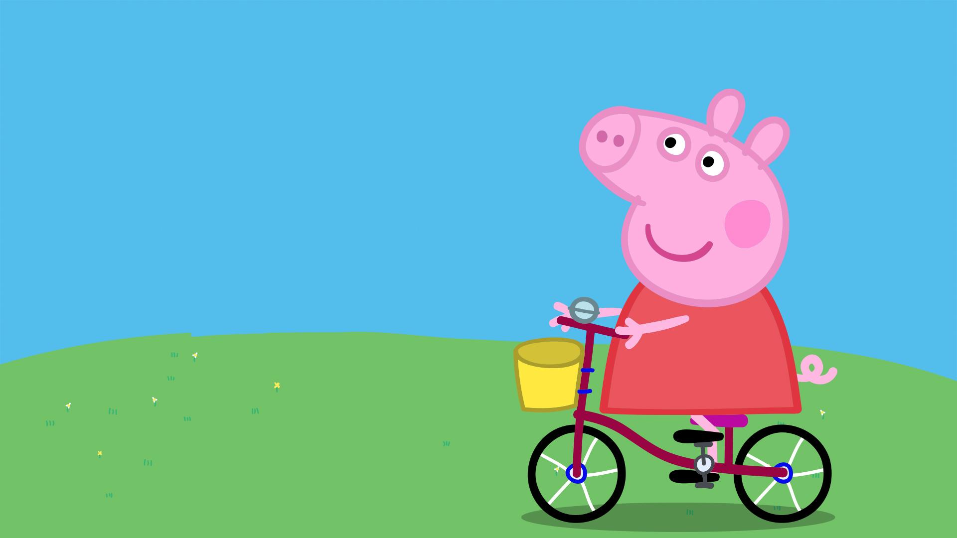 Peppa Pig Wallpaper Hd (#2591411) - HD Wallpaper & Backgrounds ...