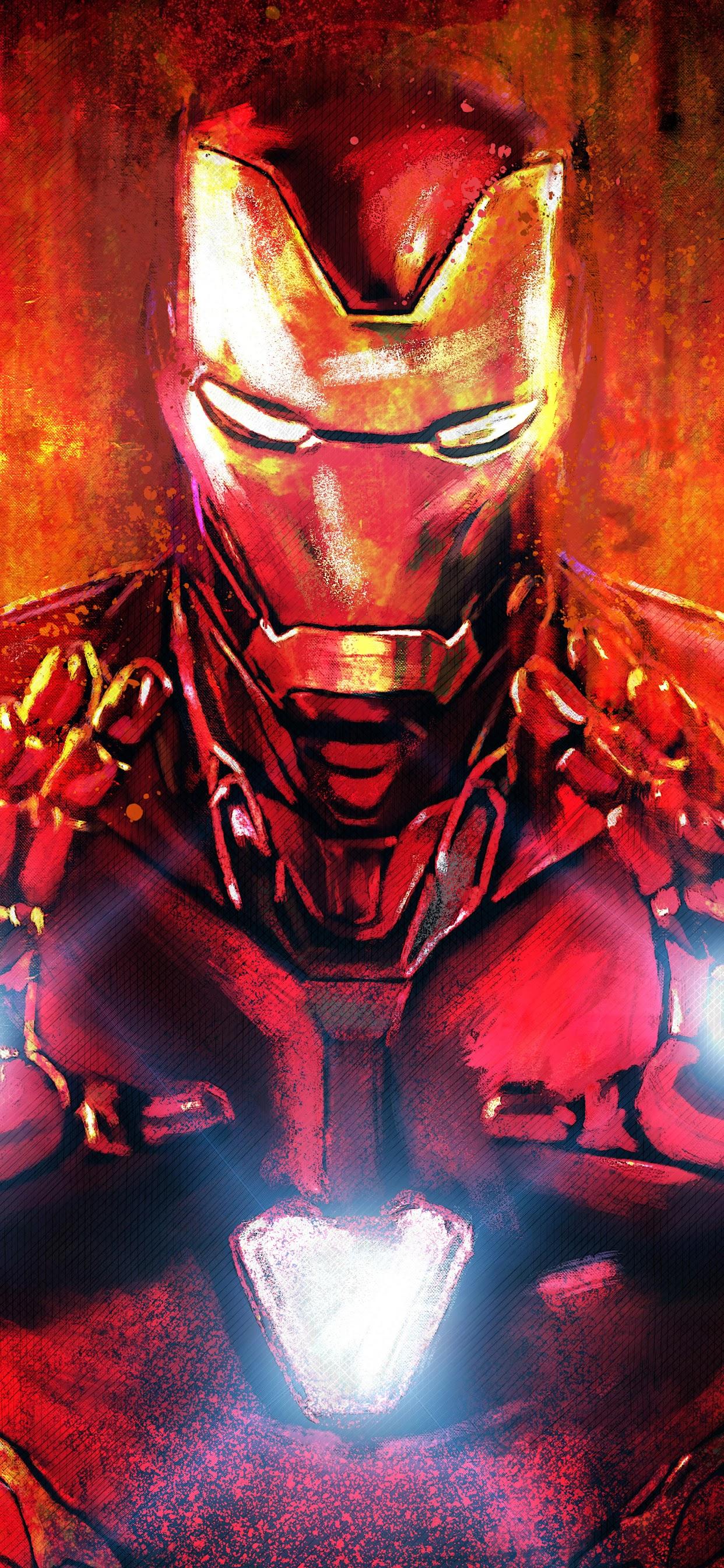 Endgame Iron Man 8k Iphone 11 Pro Max Iron Man 2594067