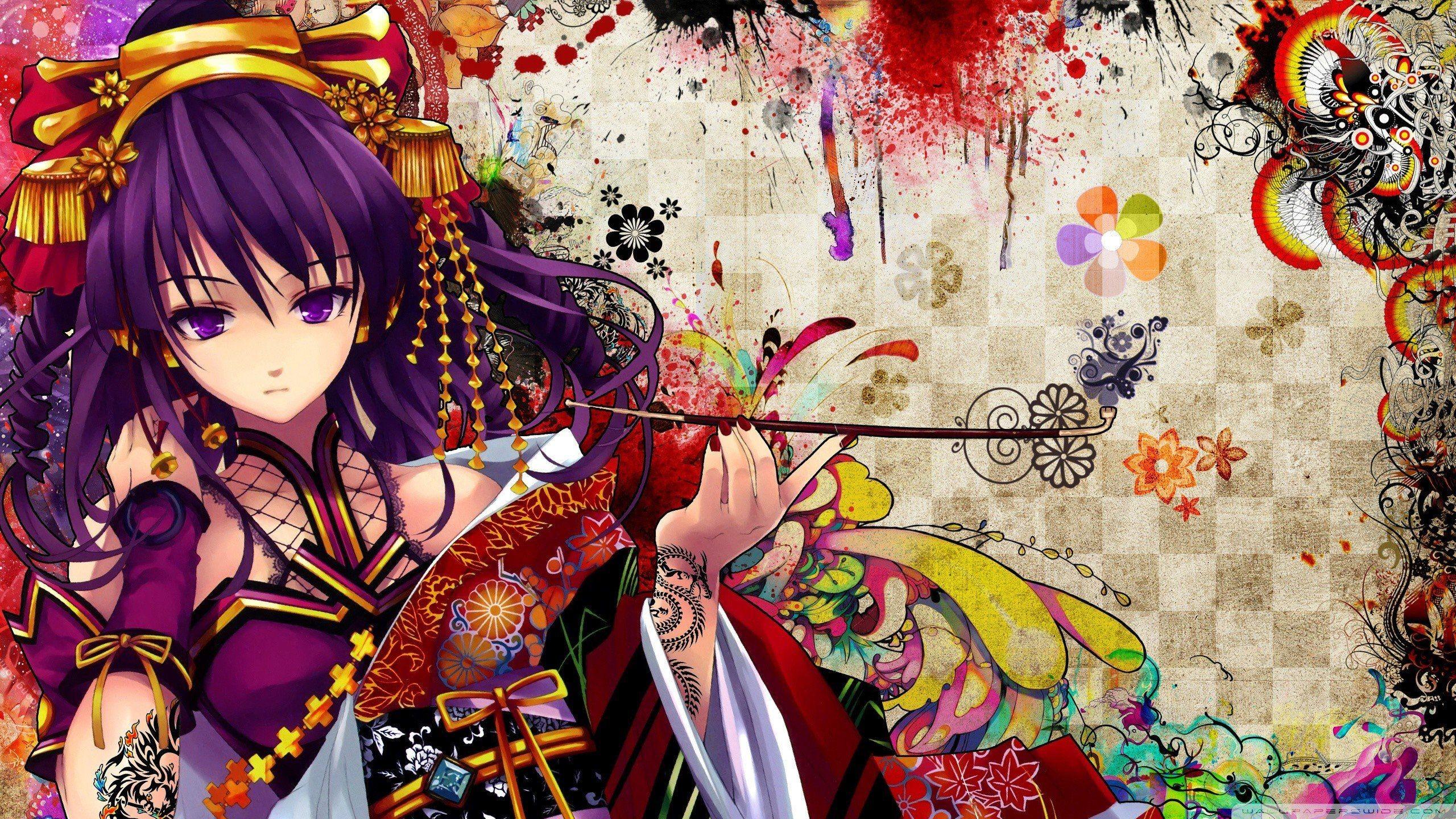 Anime Wallpaper Sexy Japan 2594912 Hd Wallpaper Backgrounds