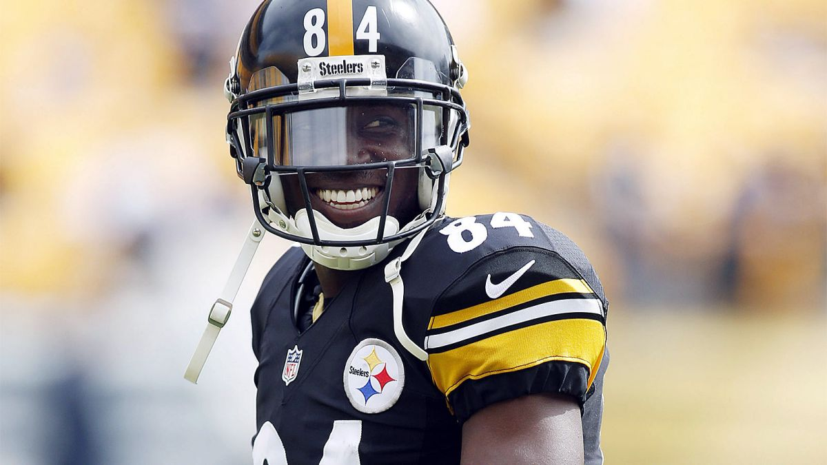 Hd Picture Antonio Brown , HD Wallpaper & Backgrounds